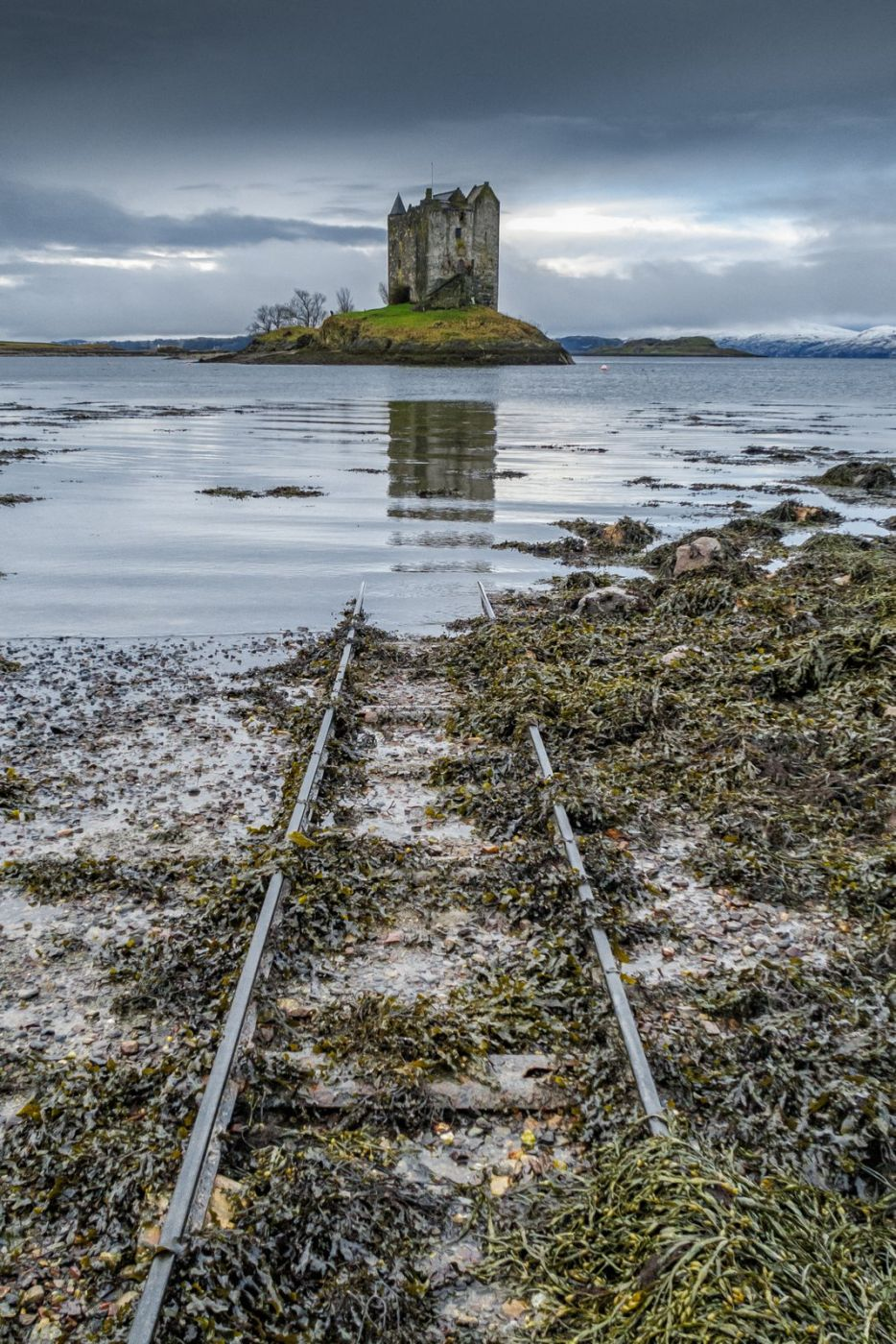 The Rails, Castle Stalker, United Kingdom