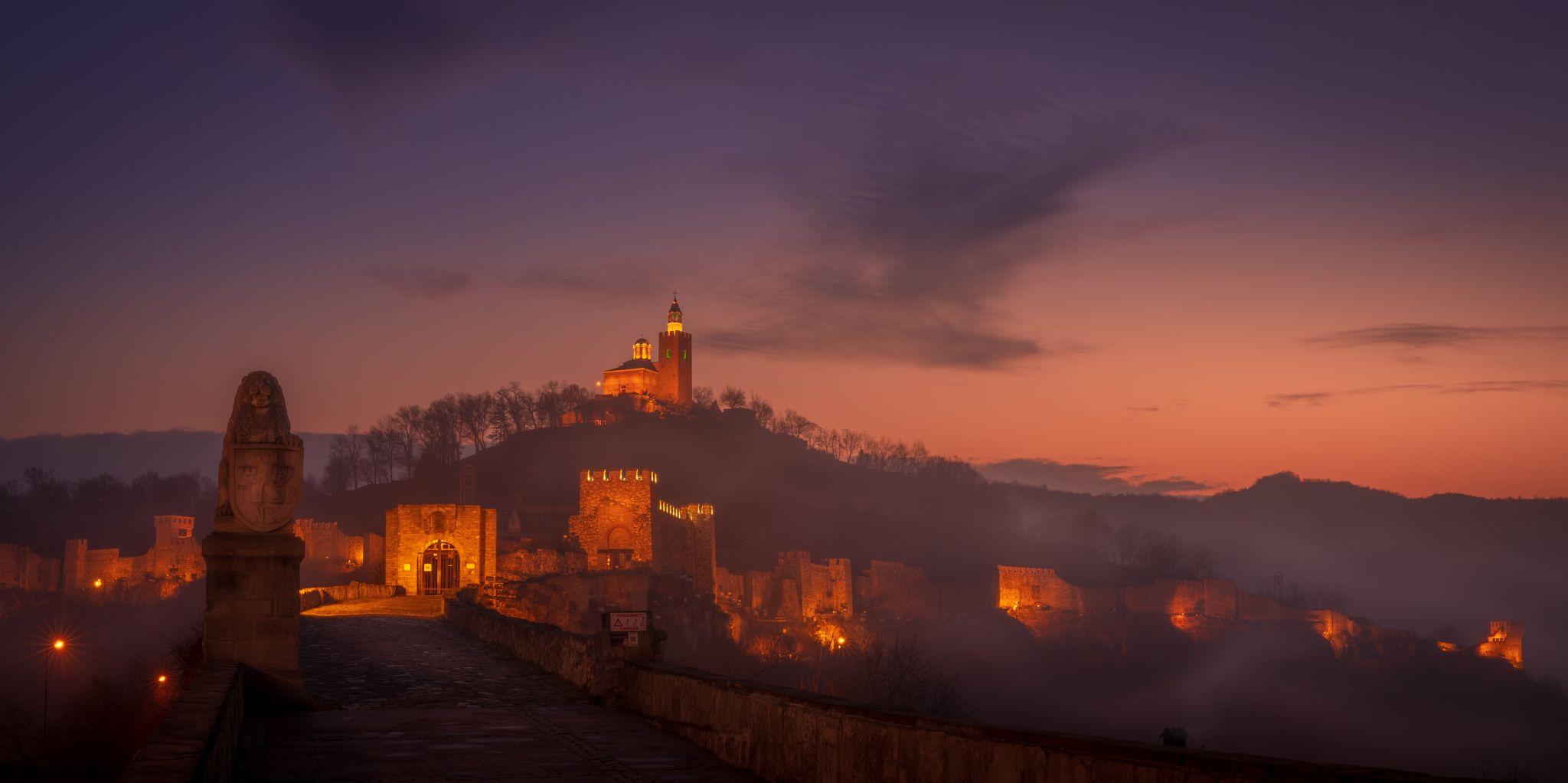 Tzarevetz Fortress, Bulgaria