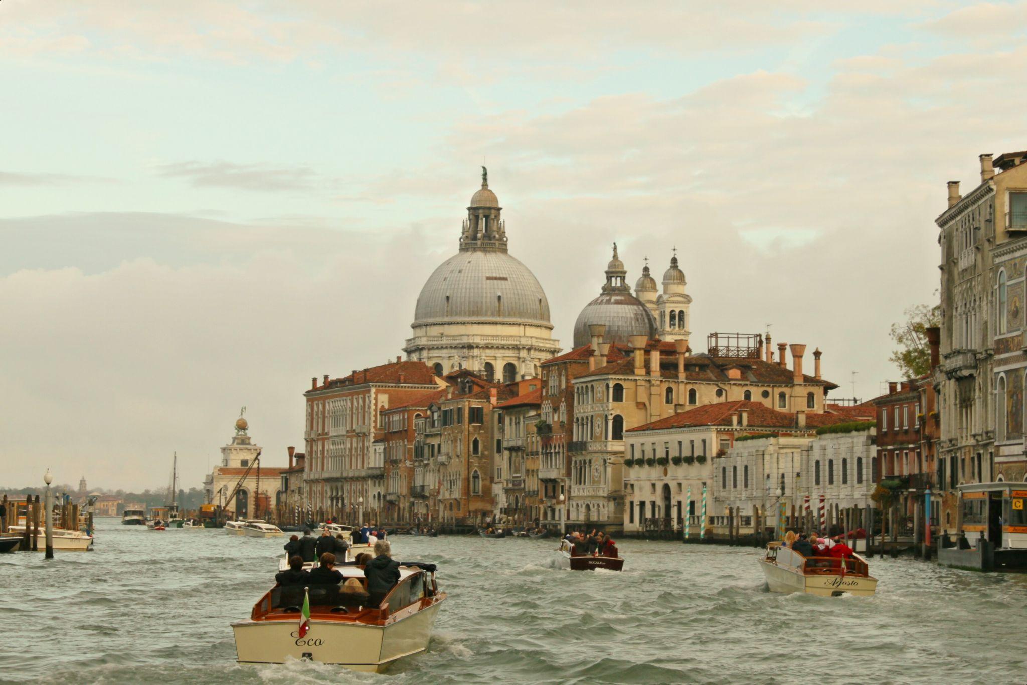 Venedig, Canal Grande, Italy