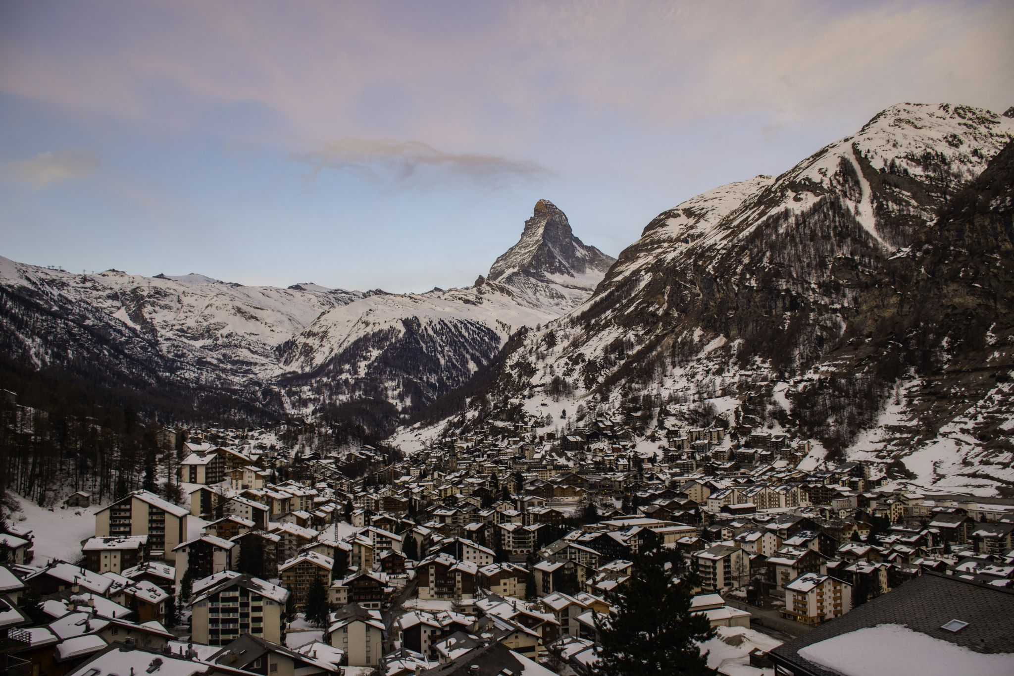 Zermatt Matterhorn Viewpoint, Switzerland