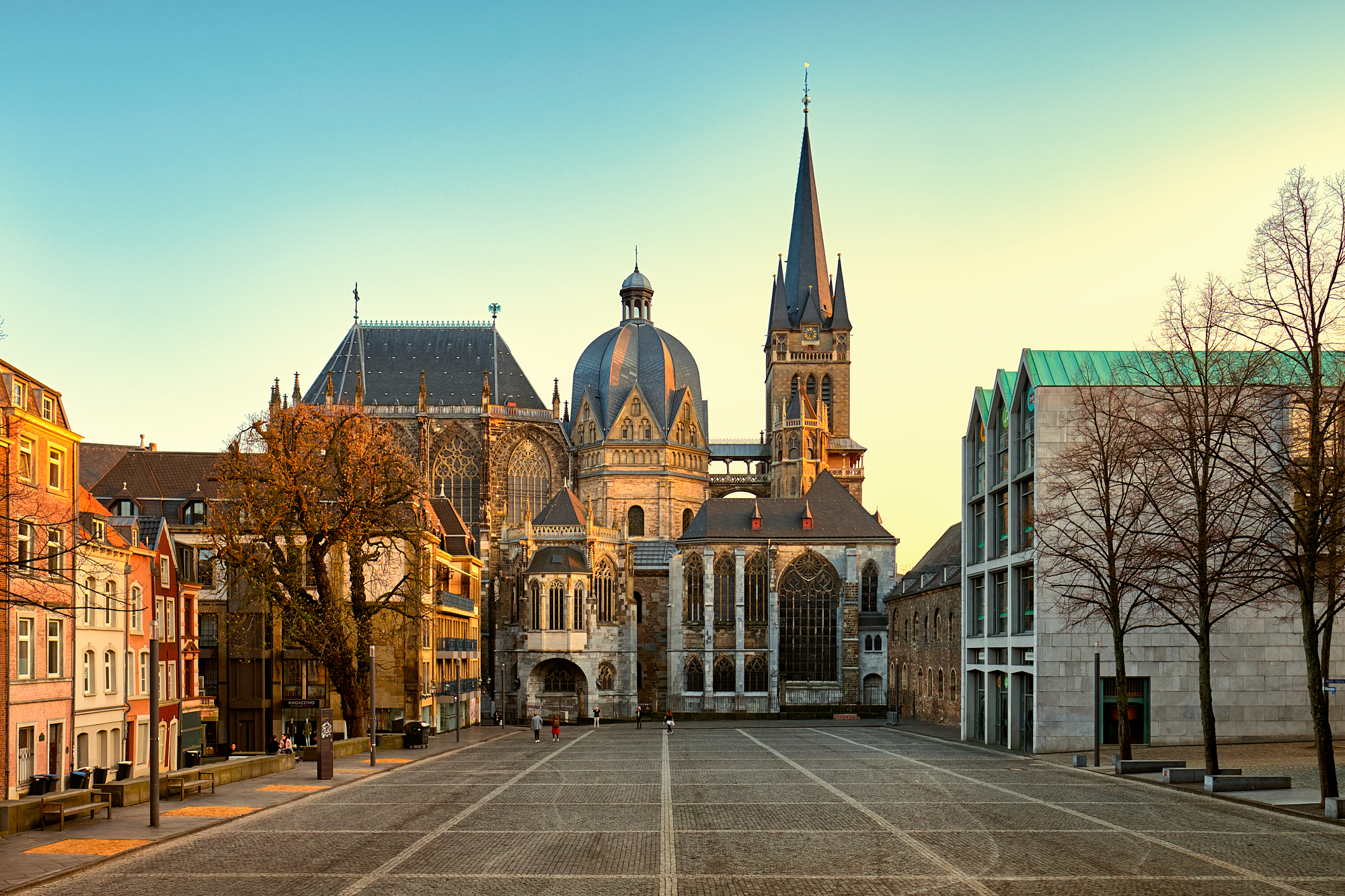 Aachener Dom, Germany