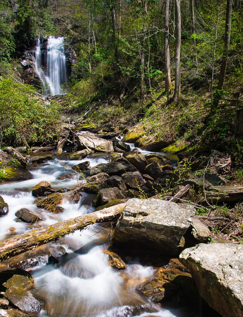 Anna Ruby Falls, USA