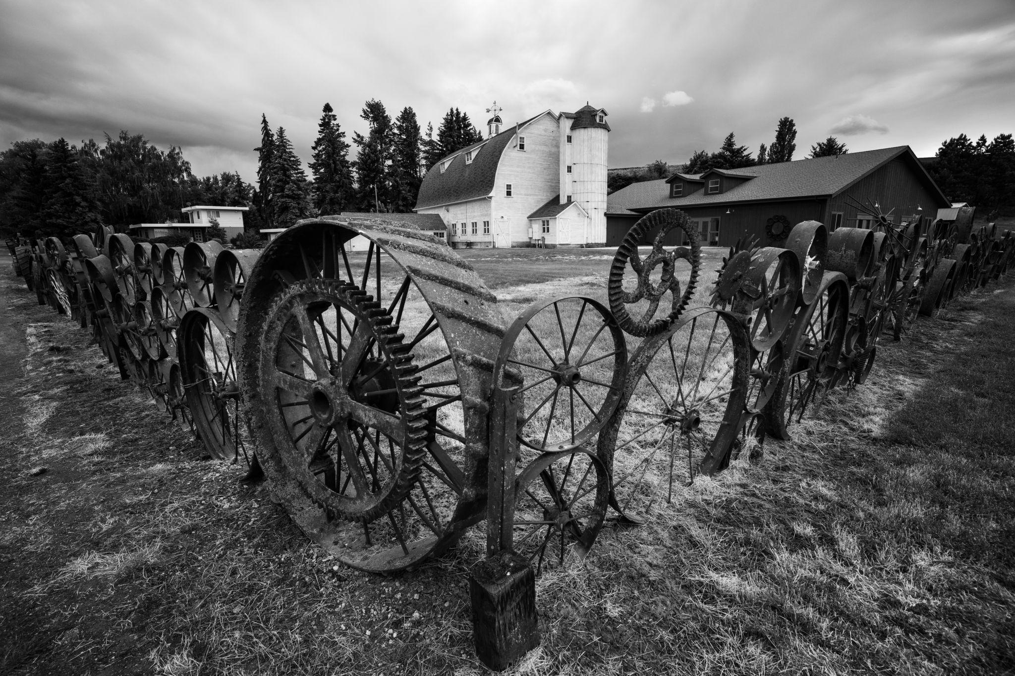 Artisans At the Dahmen Barn, USA