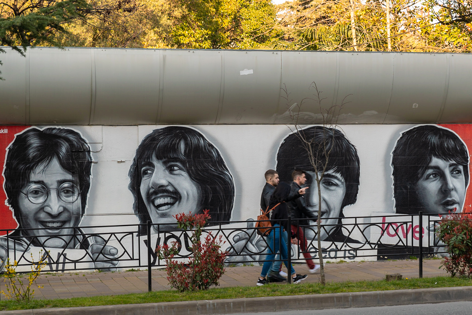 Beatles in Sochi, Russian Federation