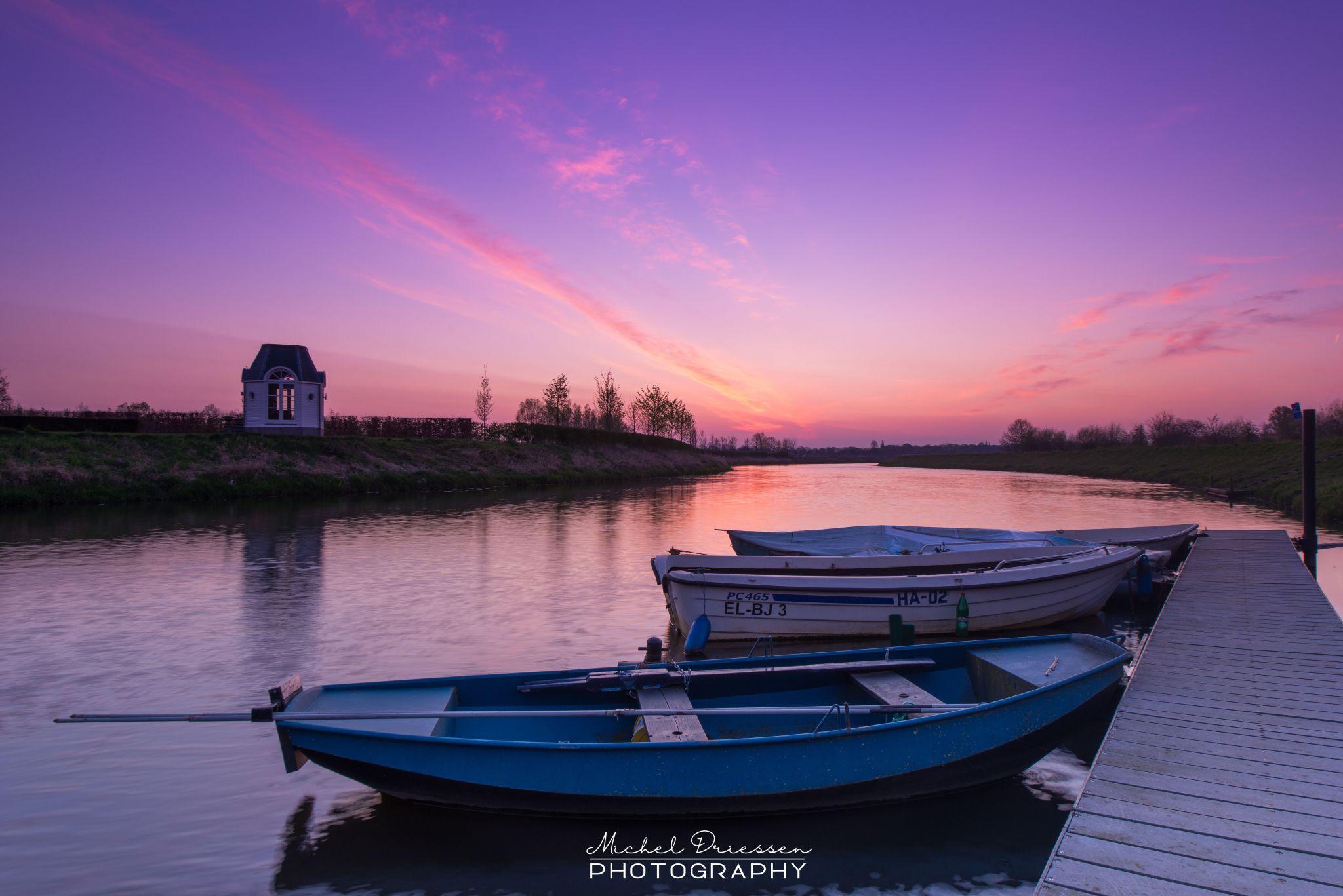 Boats, Netherlands