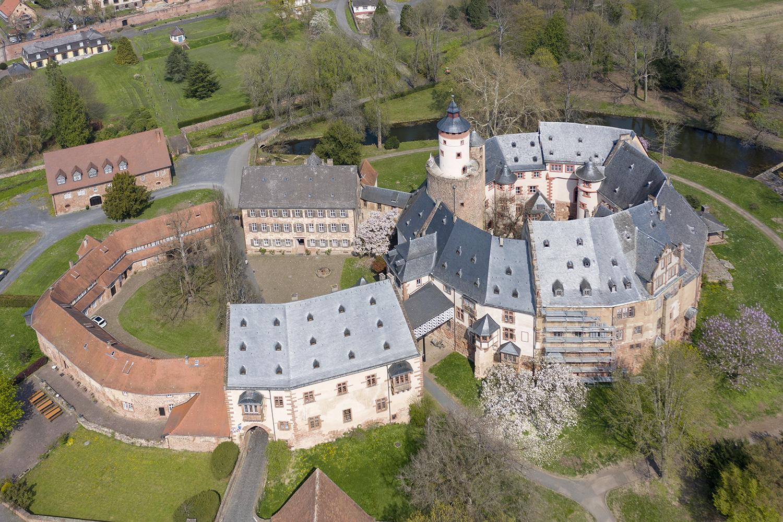 Büdinger Schloss, Germany