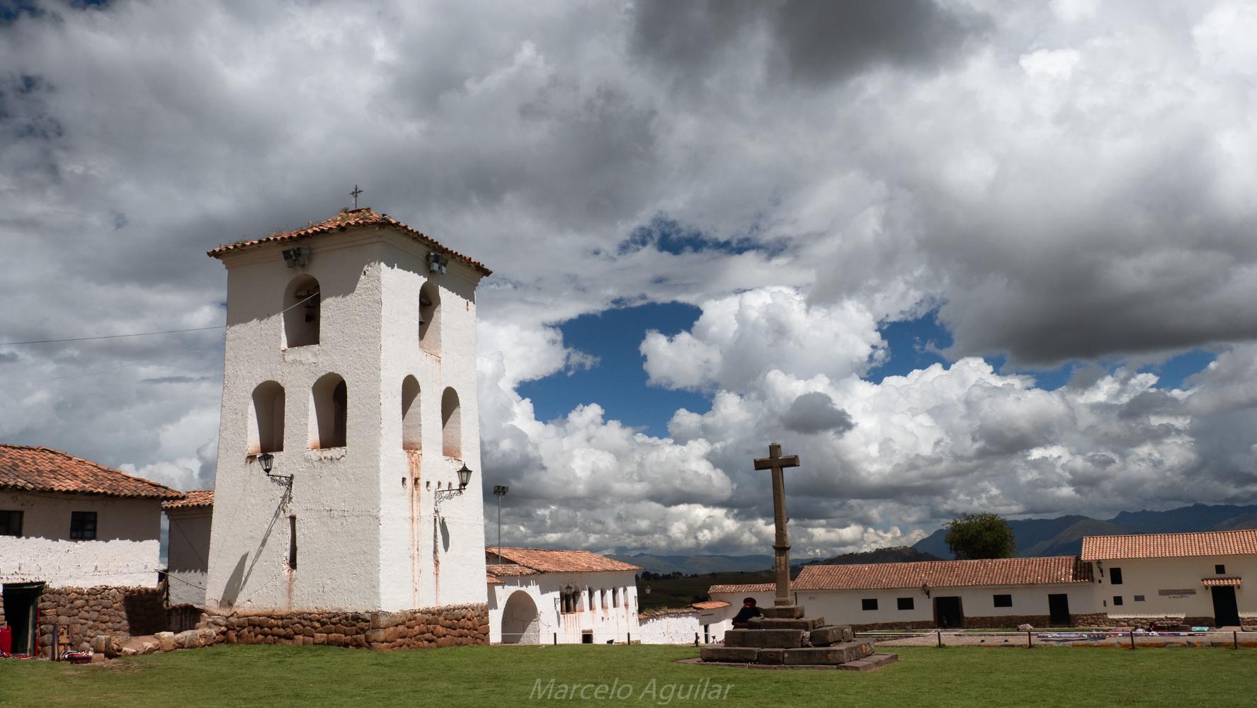 Chinchero church, Peru