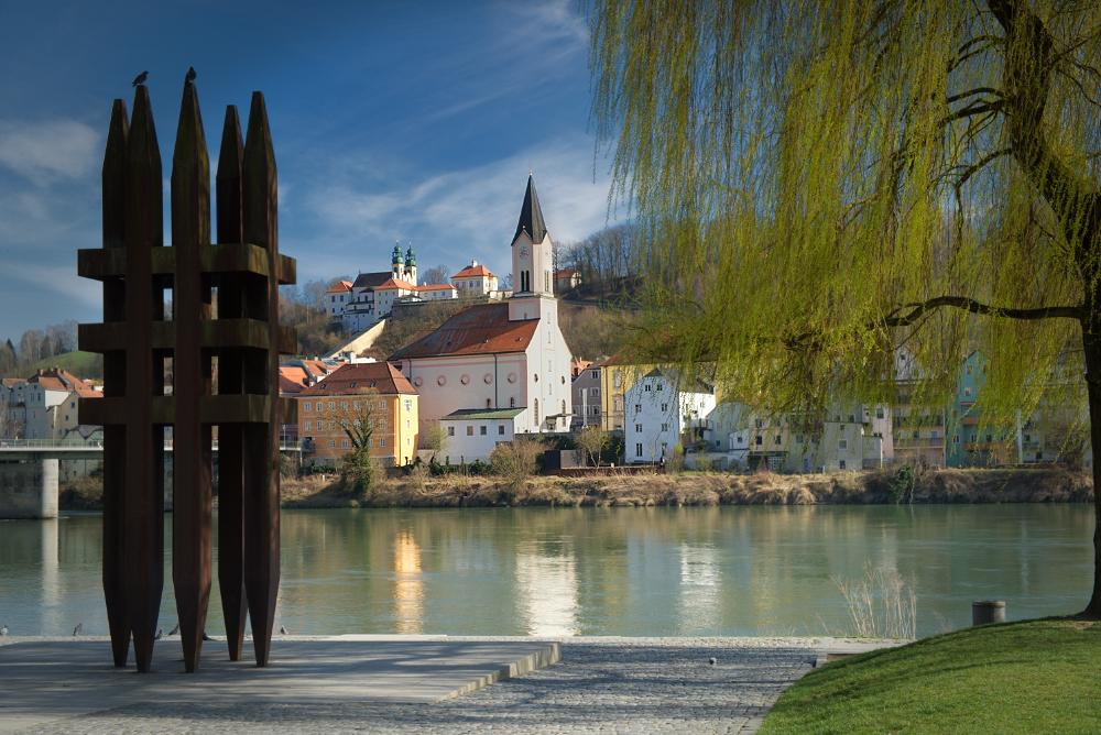 Church in Passau, Germany