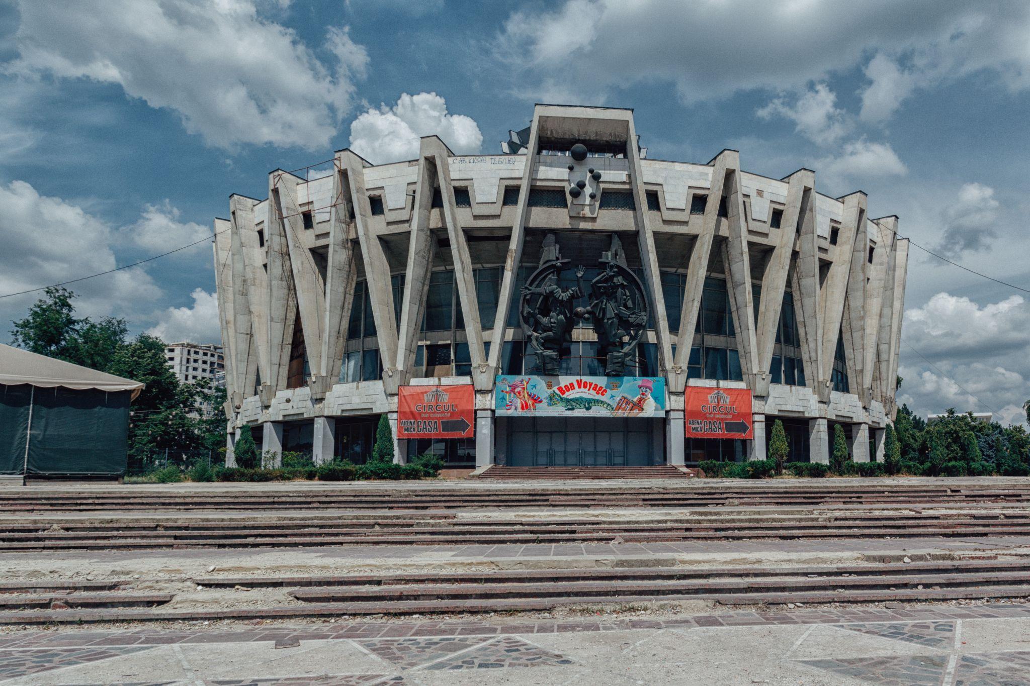 Circus of Moldova, Moldova