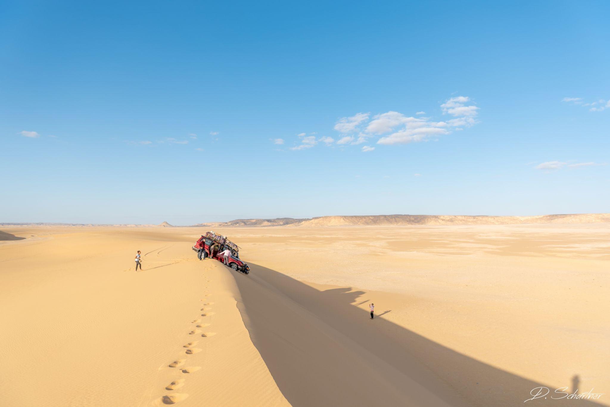 Desert tour, Egypt
