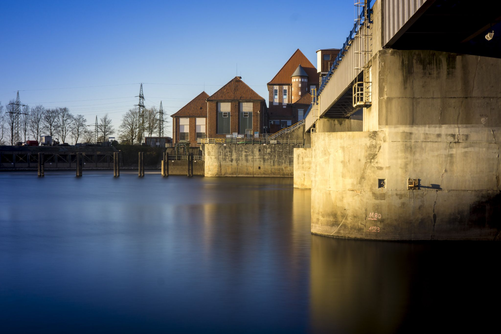 Dörverden Hydroelectric Power Station, Germany