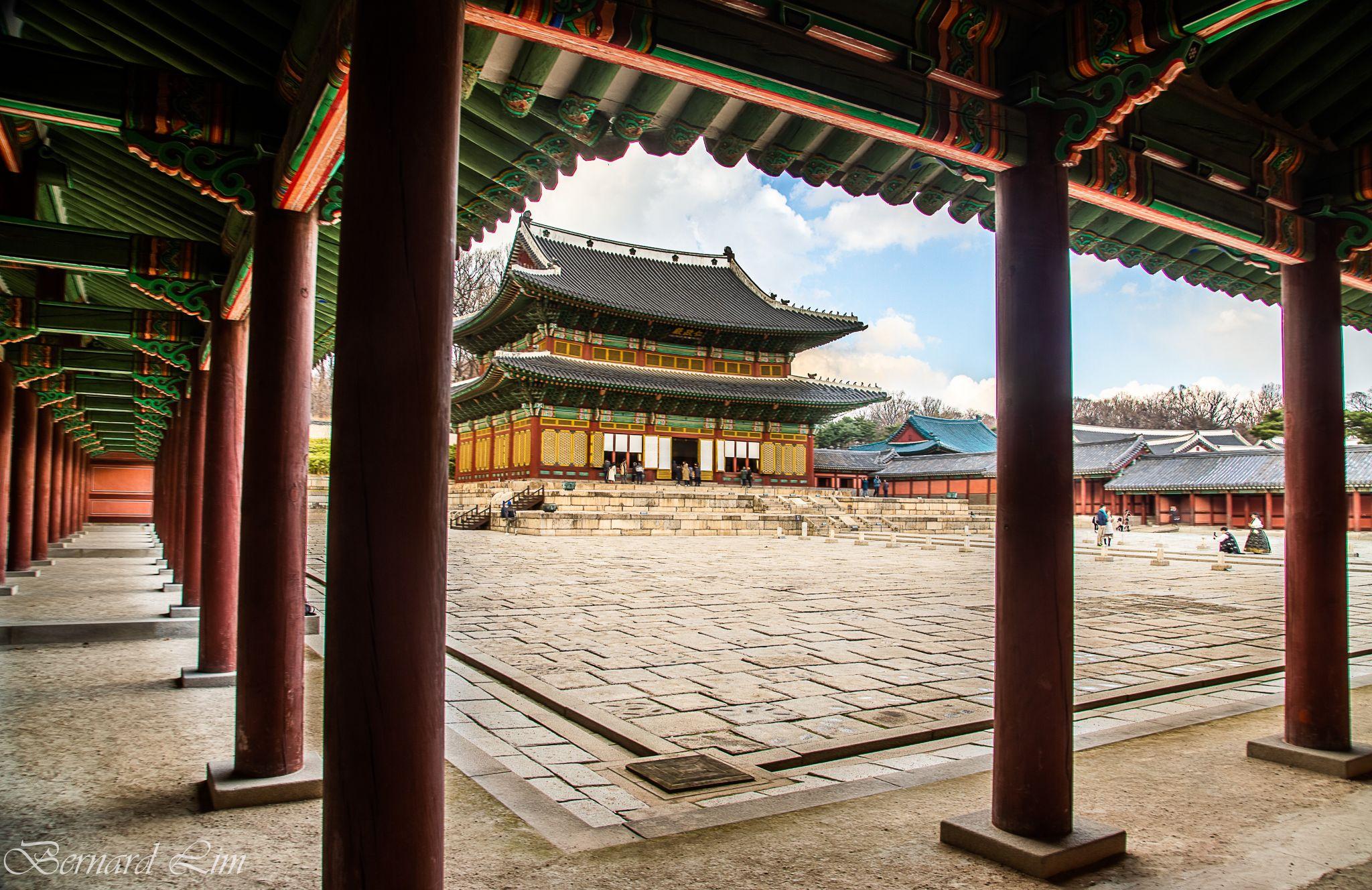 Gyeongbokgung Palace, Korea