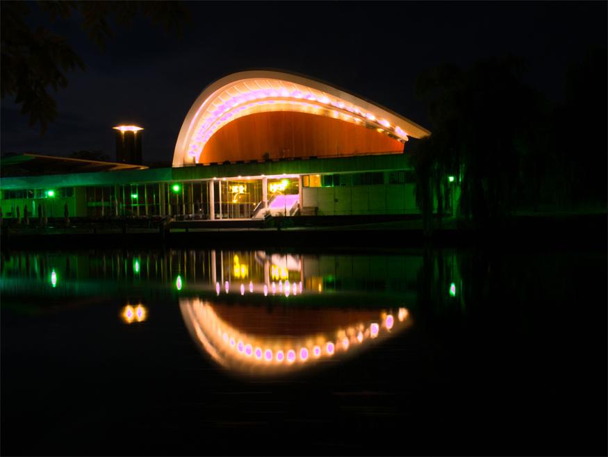 Haus der Kulturen der Welt, Germany