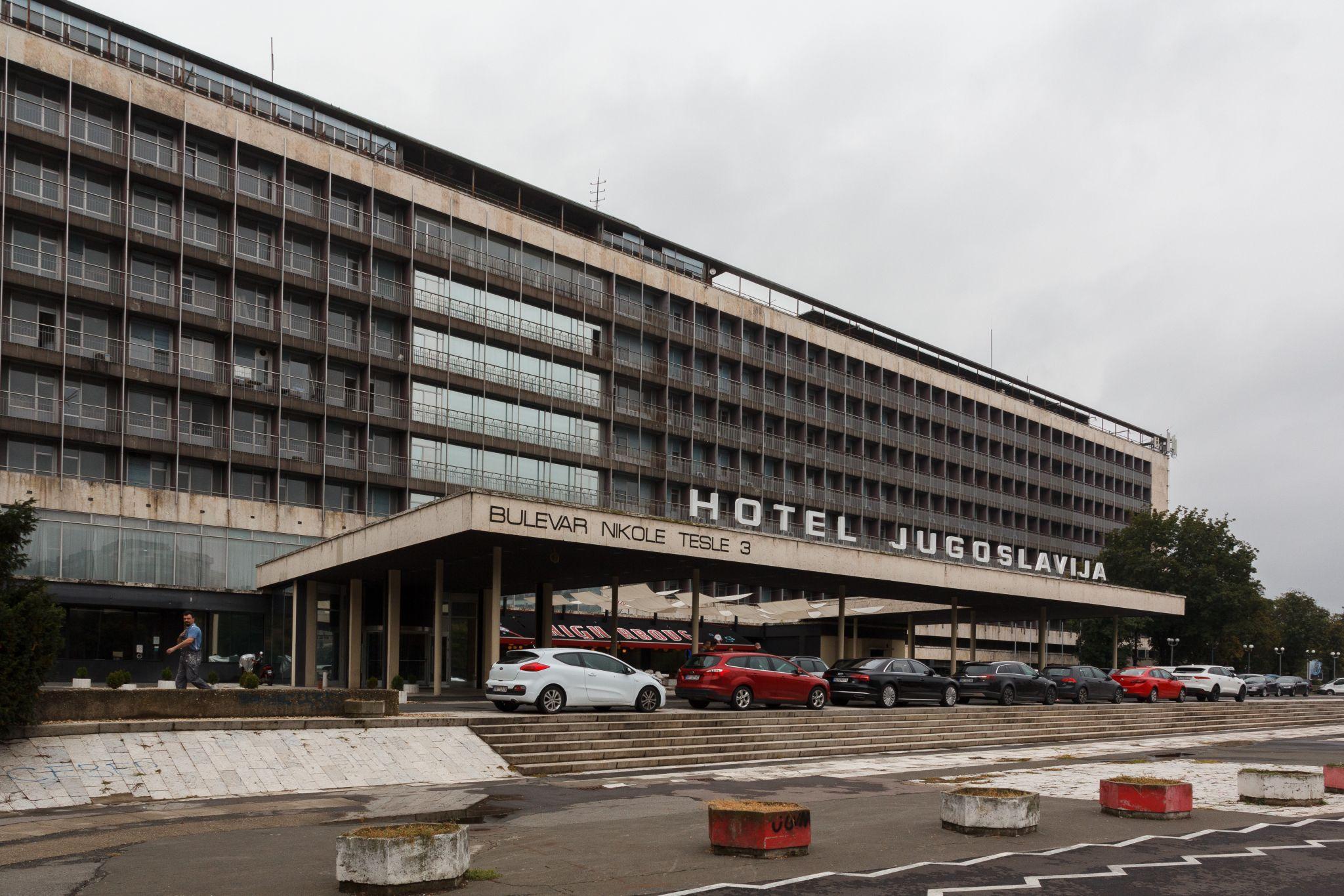 Hotel Jugoslavija, Serbia