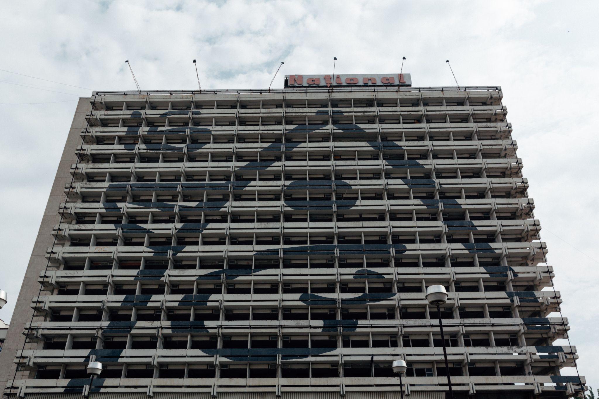 Hotel National, Moldova
