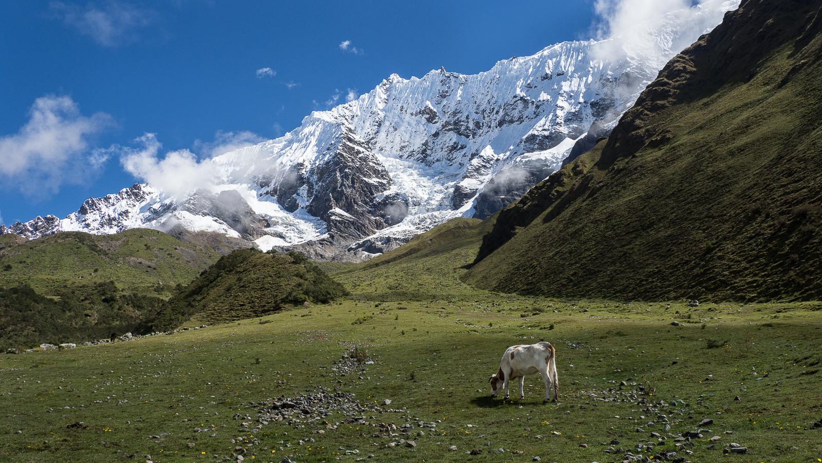Humantay, Peru
