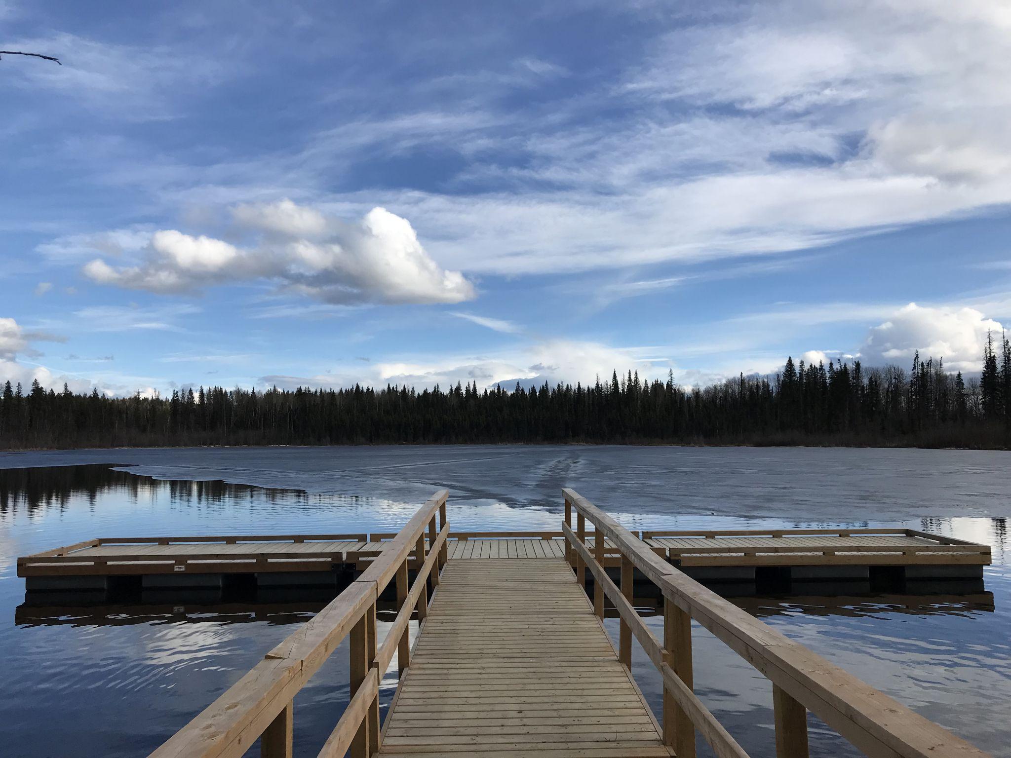 Hush Lake, Canada