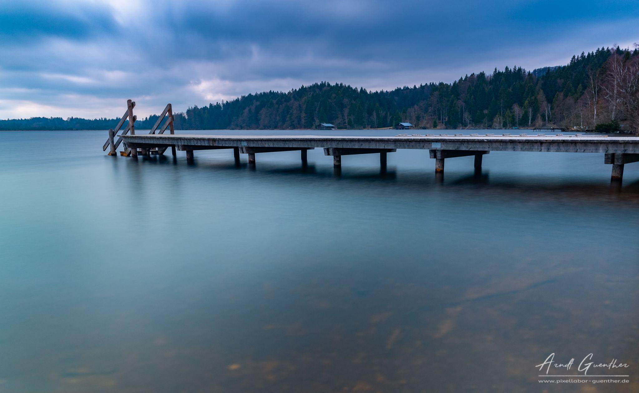 Kirchsee bei Bad Tölz, Germany
