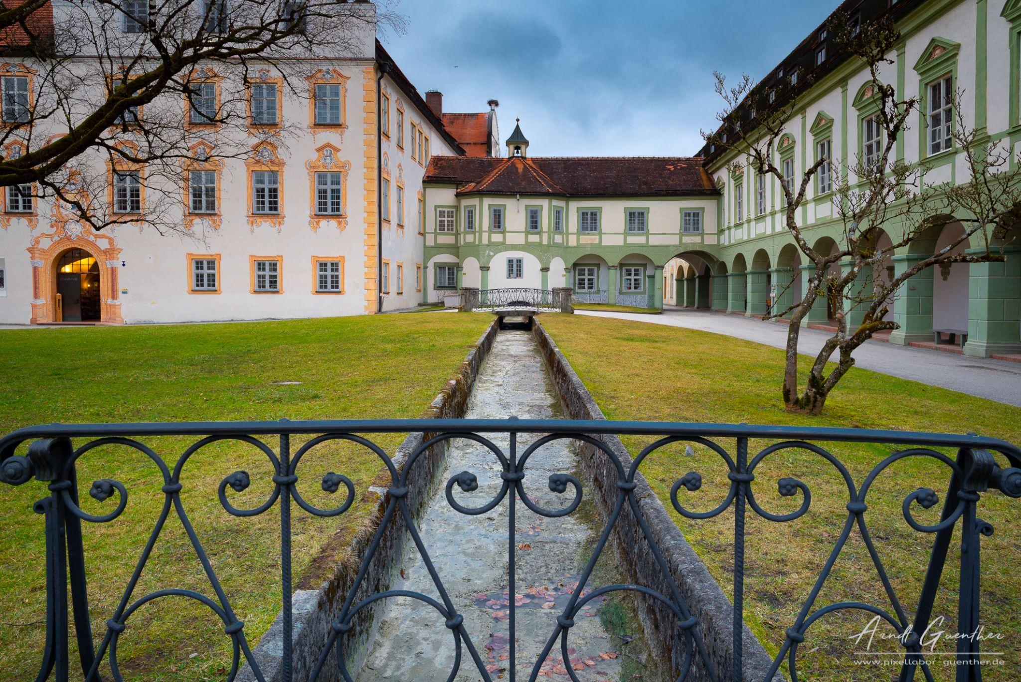 Kloster Benediktbeuern, Germany