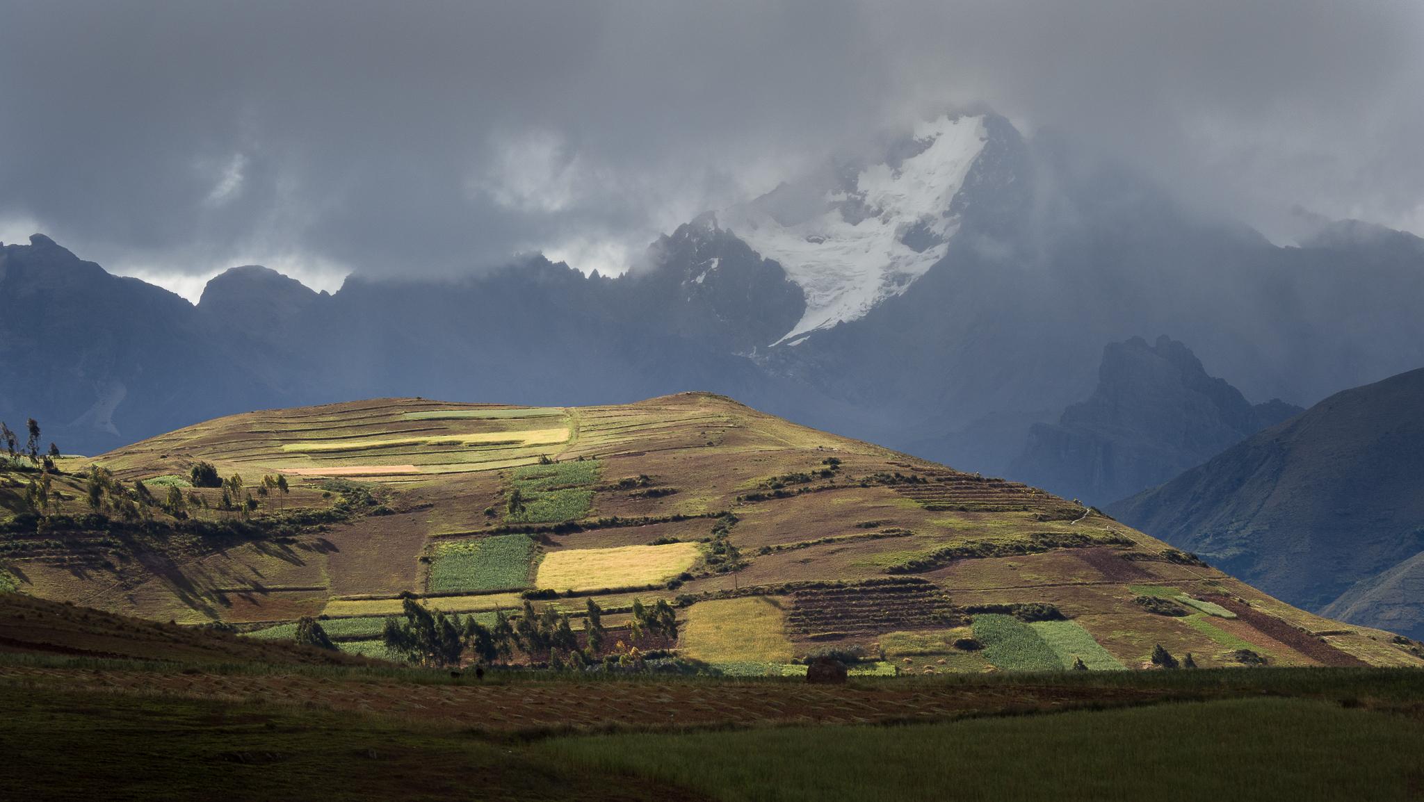 Near Moray, Peru