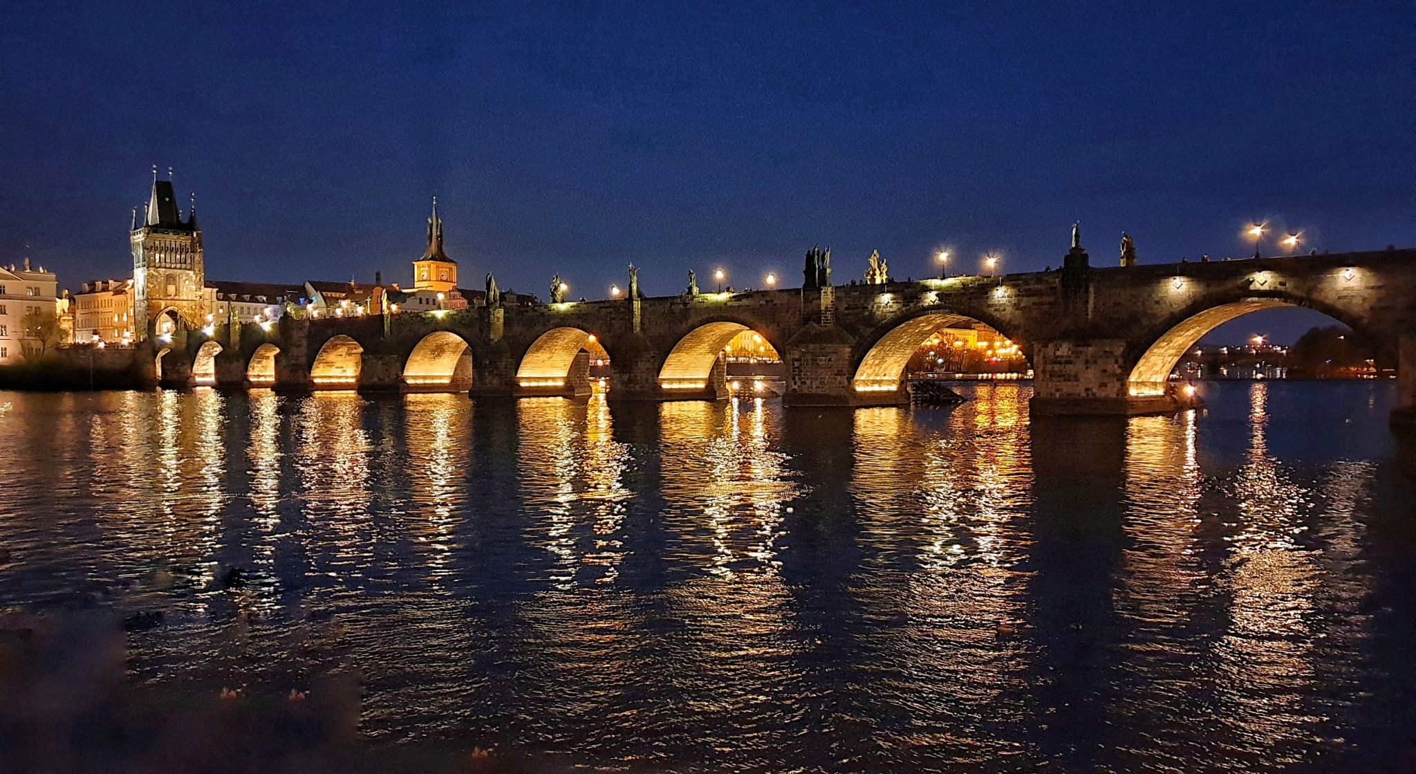 Prague's Bridge, Czech Republic