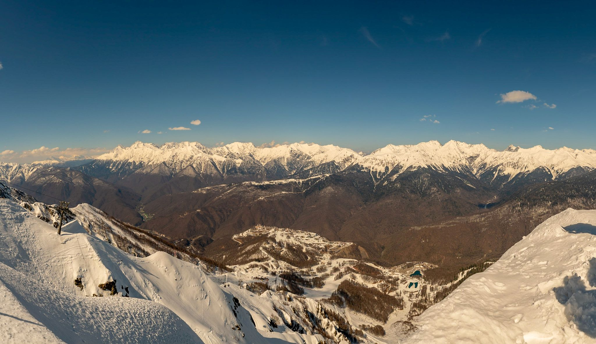 Rosa Khutor Alpine Resort, Russian Federation