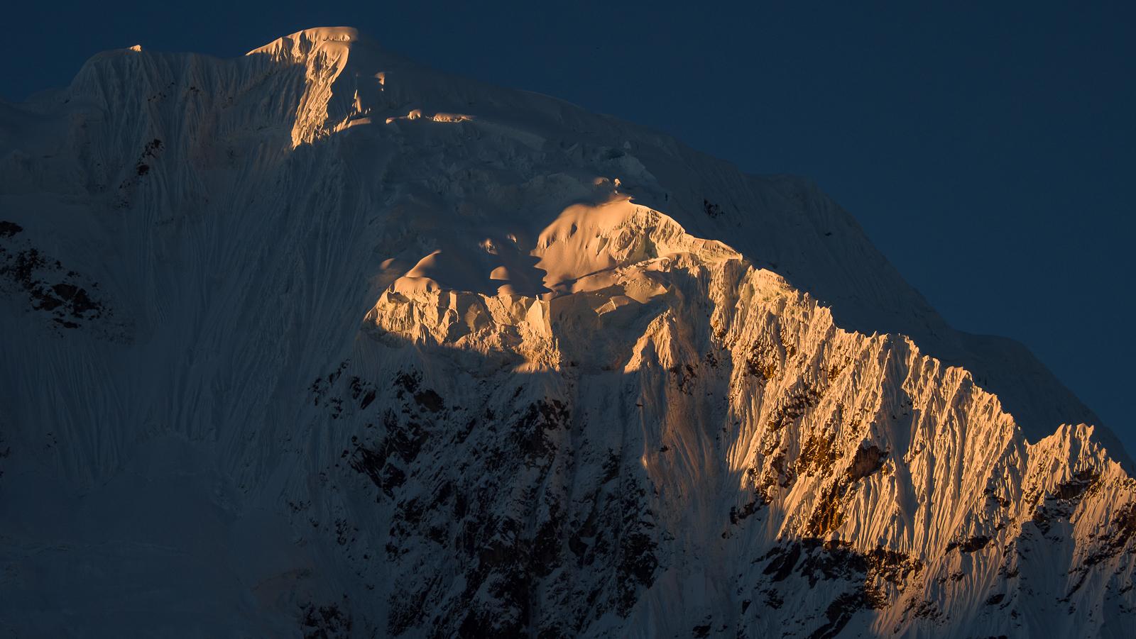 Salcantay 6270 m., Peru