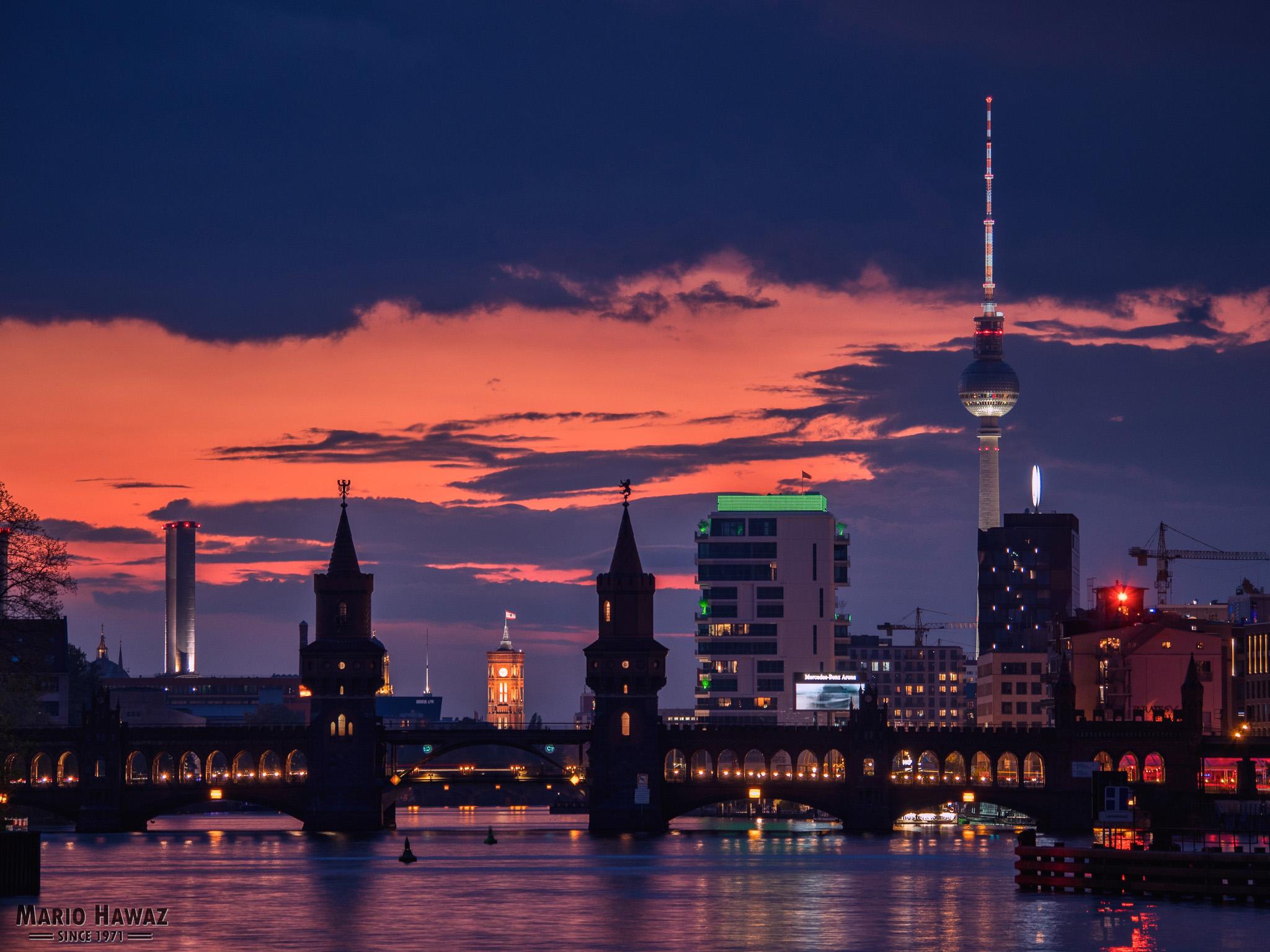 Spree riverside, Germany