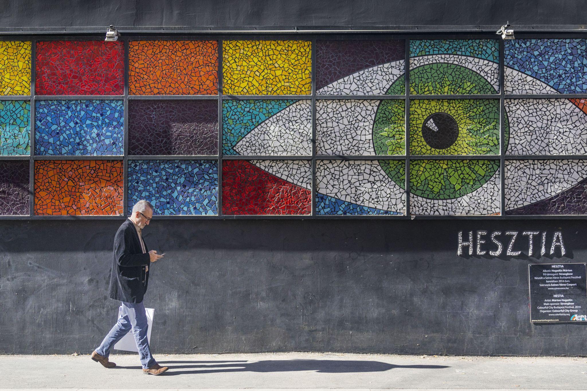 The Eye, Hungary