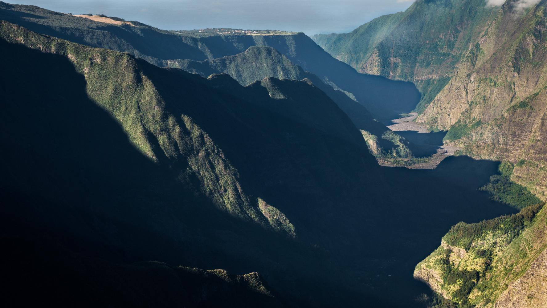 Vallée de la Rivière de Remparts, Reunion