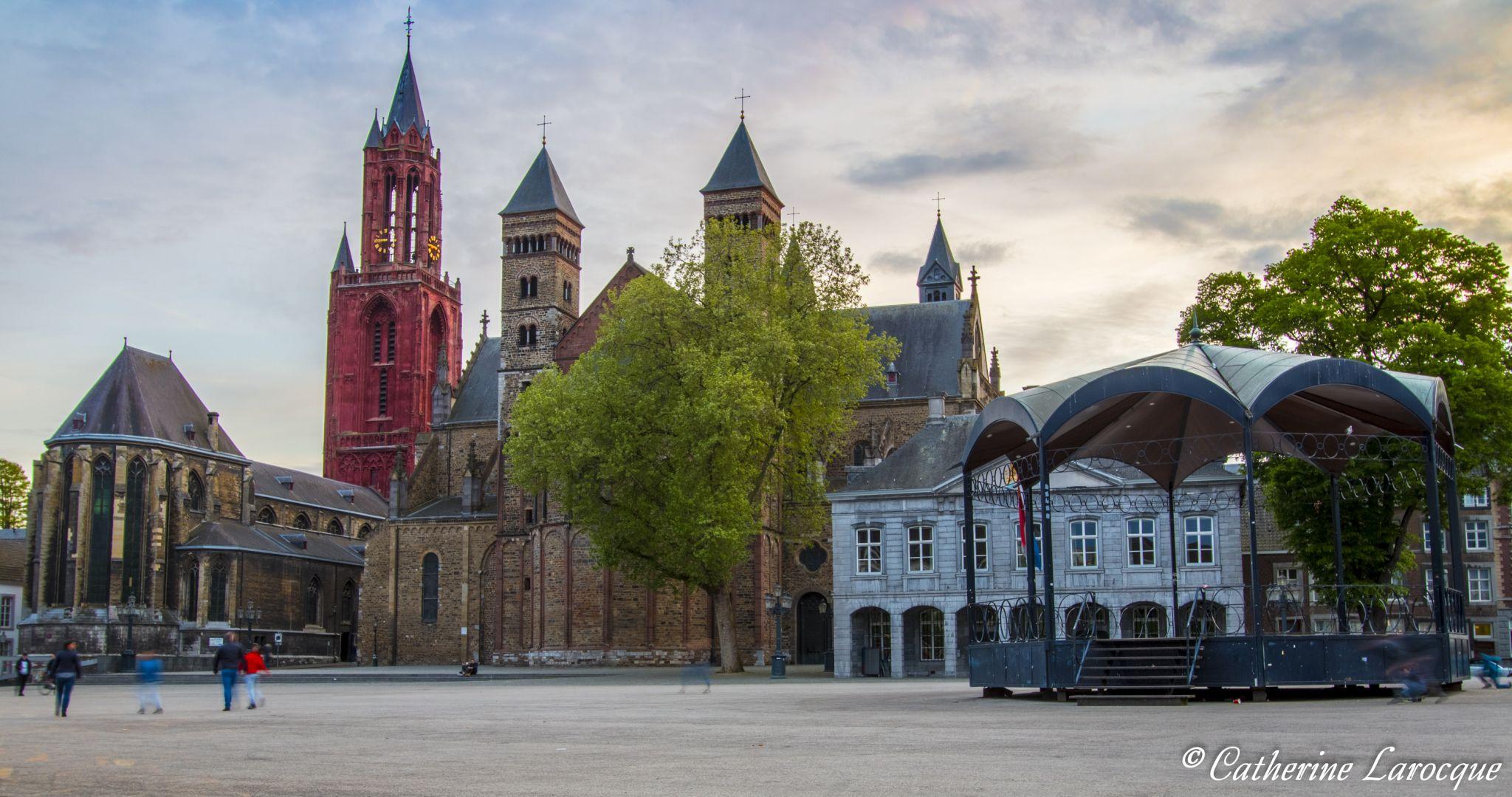 Vrijthof Square, Netherlands