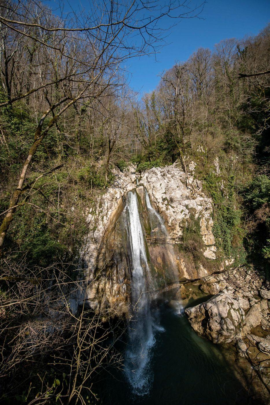 Waterfall Sochi, Russian Federation