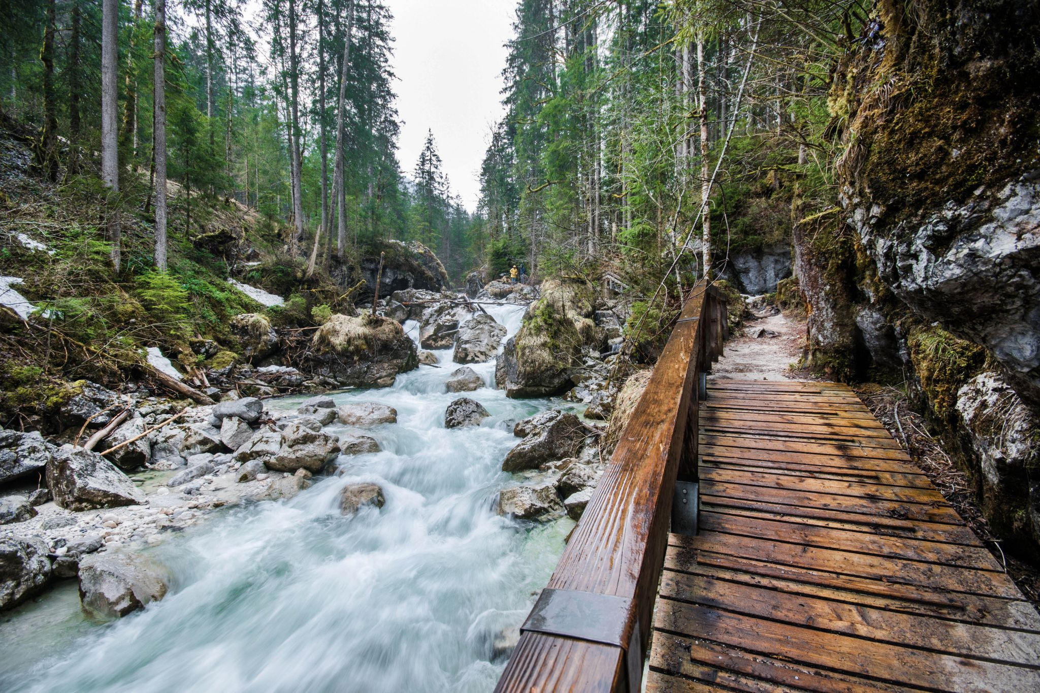 Zauberwald River Walk, Germany