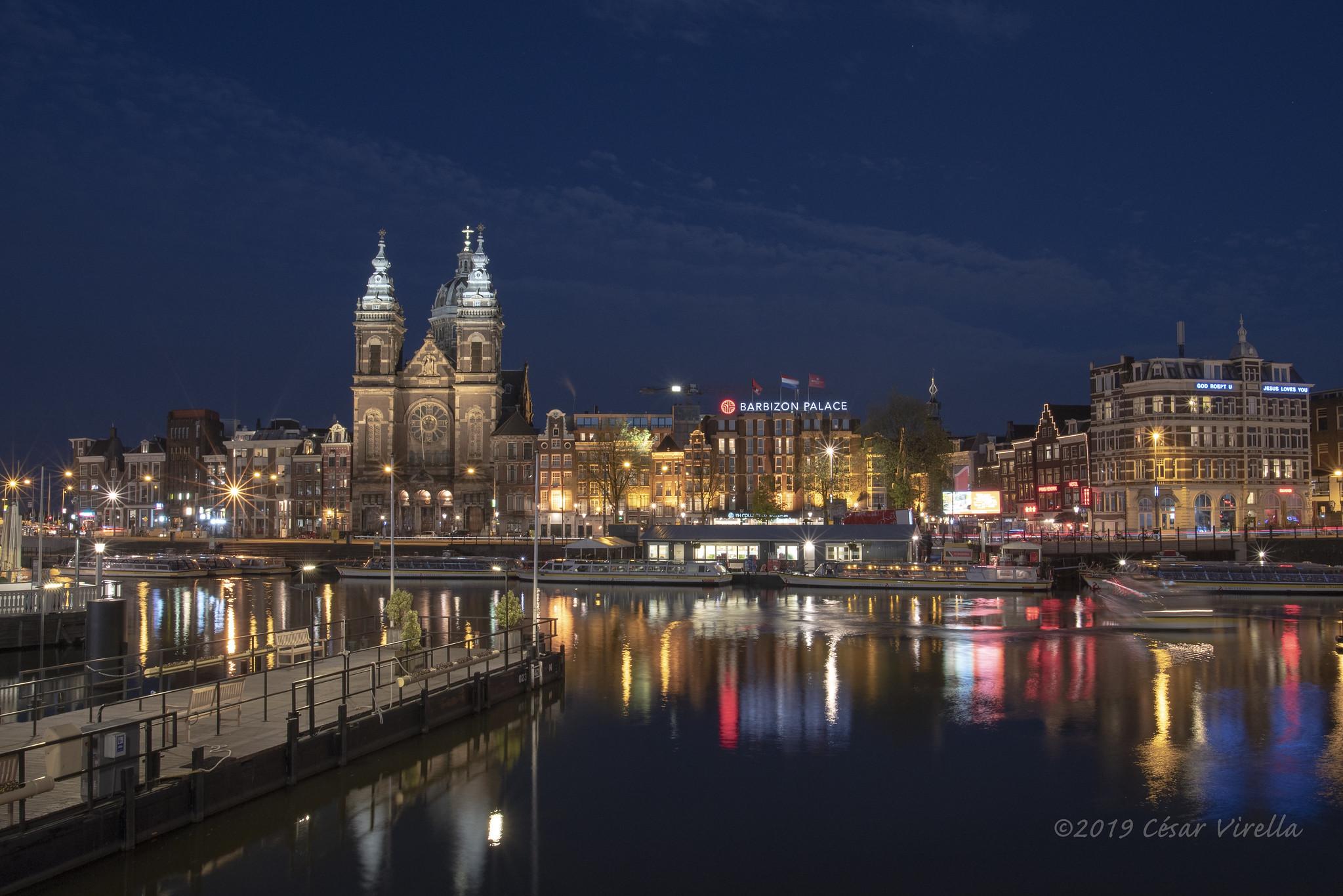 Basilica Saint Nicolas Amsterdam, Netherlands