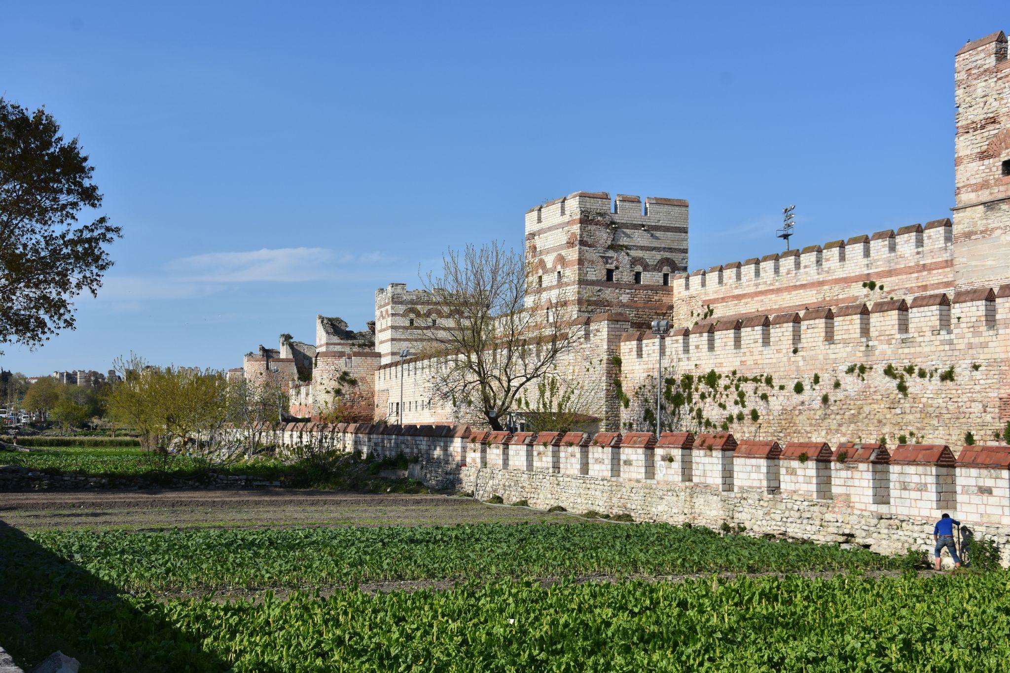 Belgrade Gate (Walls of Constantinople), Turkey