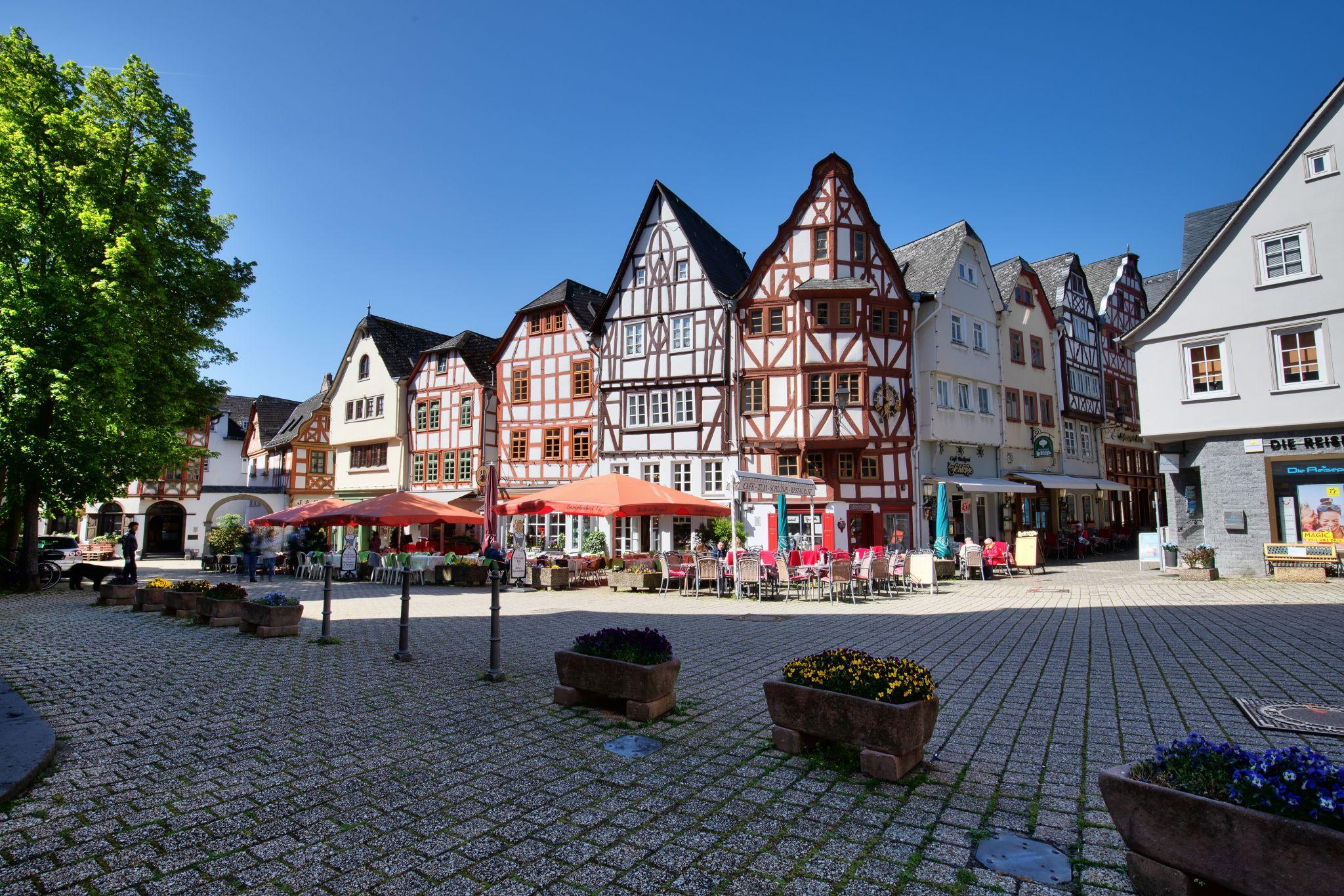 Bischofsplatz, Germany