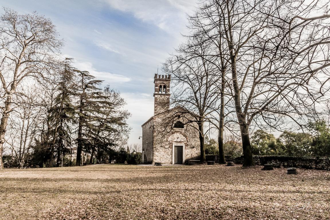 Castello di Schio,VI,Italia, Italy