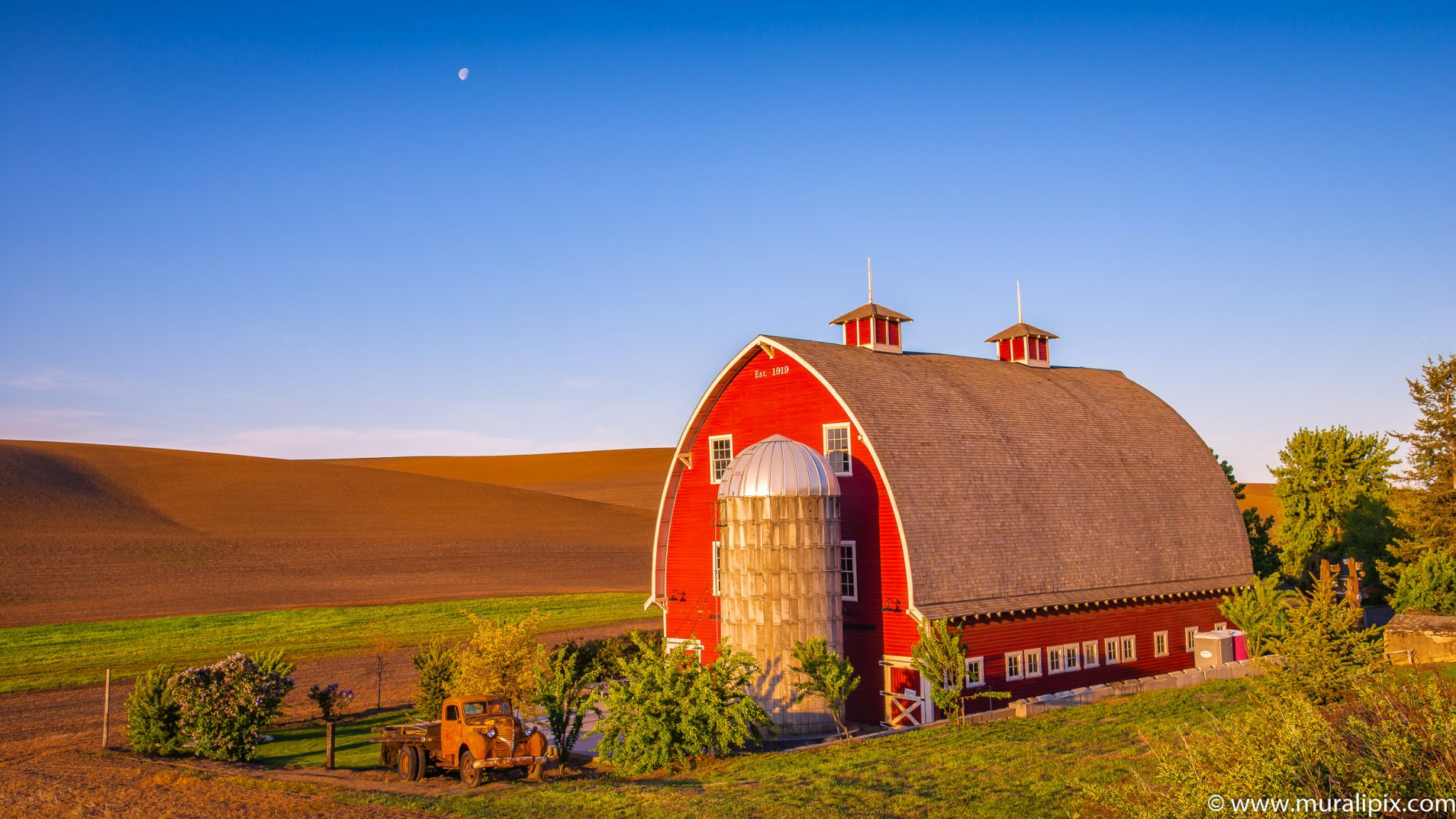 Colfax Red Barn, USA