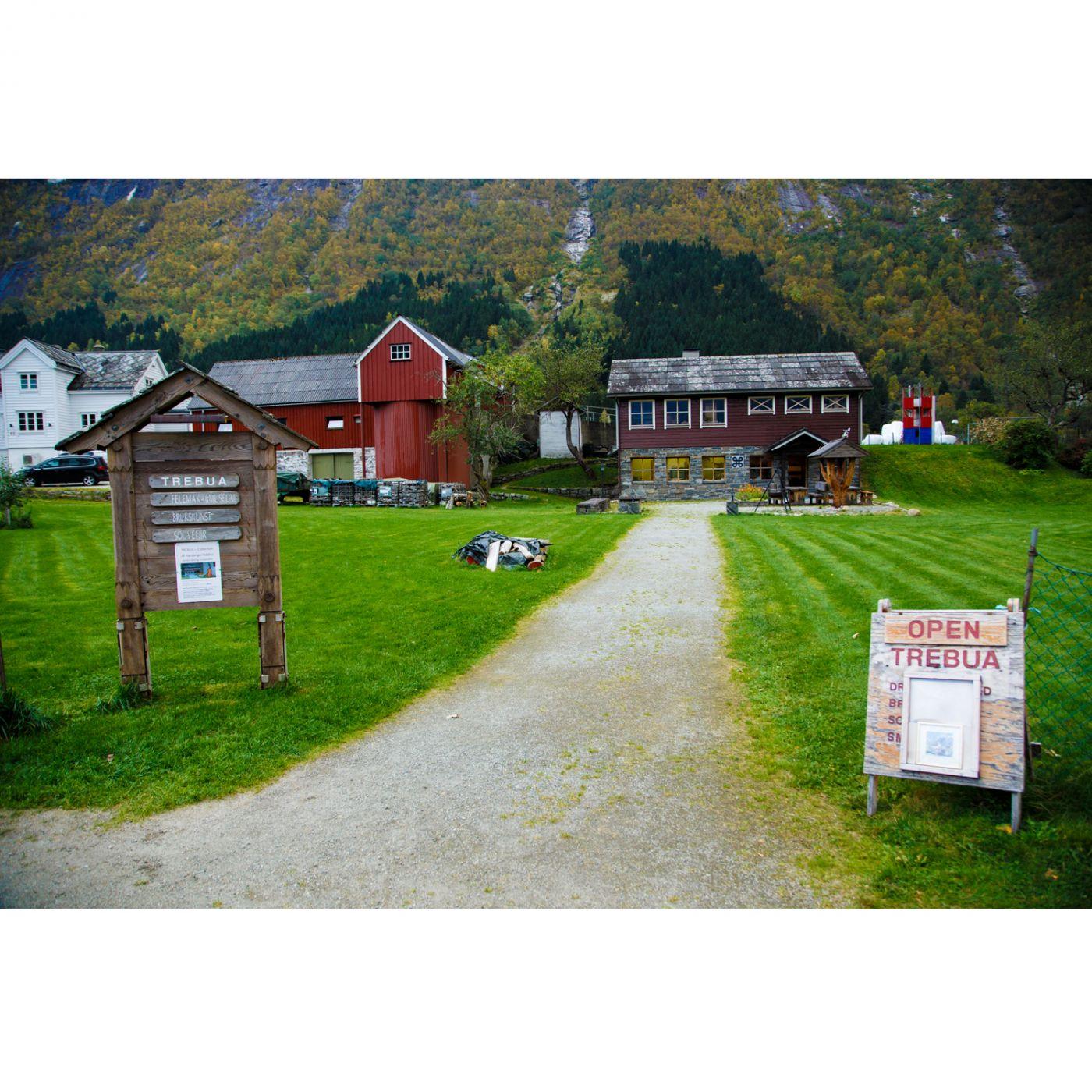 Eidfjord, Norway, Norway