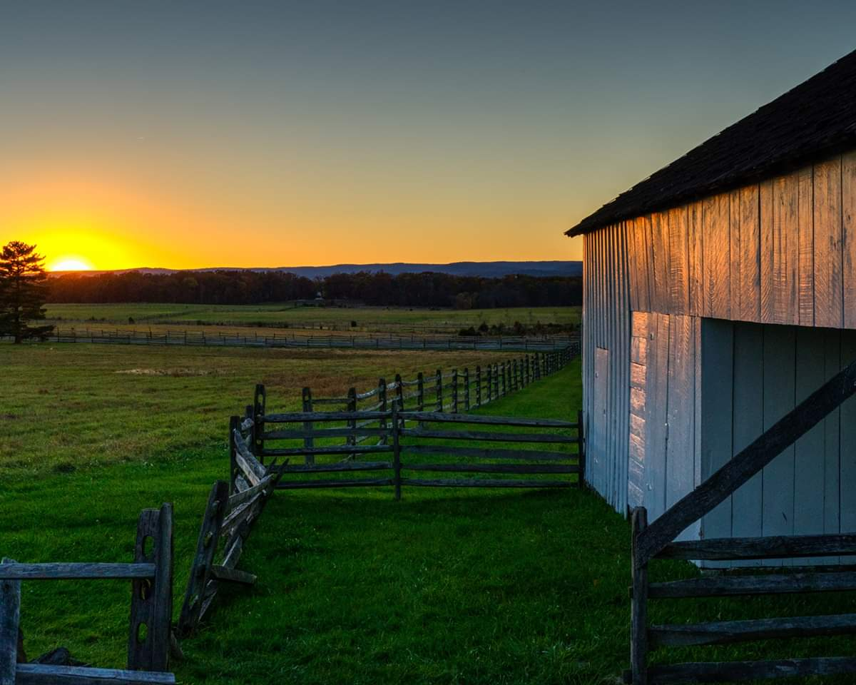 Gettysburg Battlefield, USA