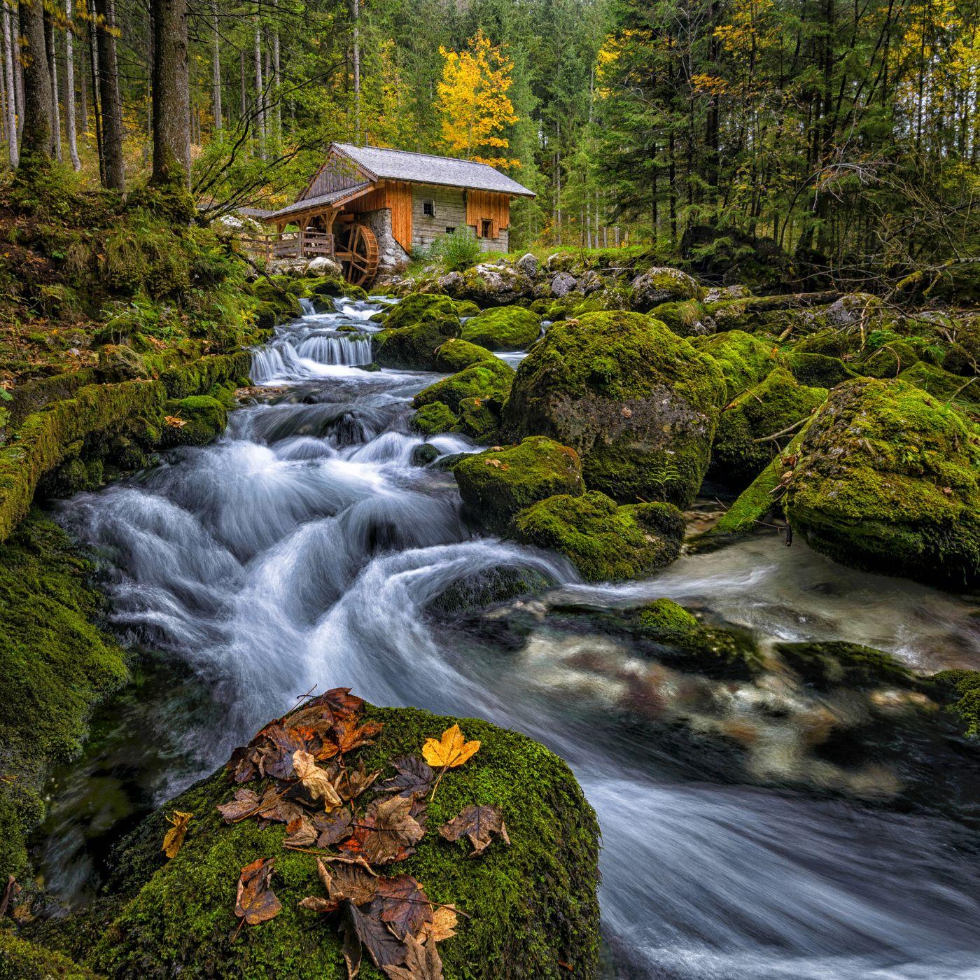 Gollinger Mill, Austria