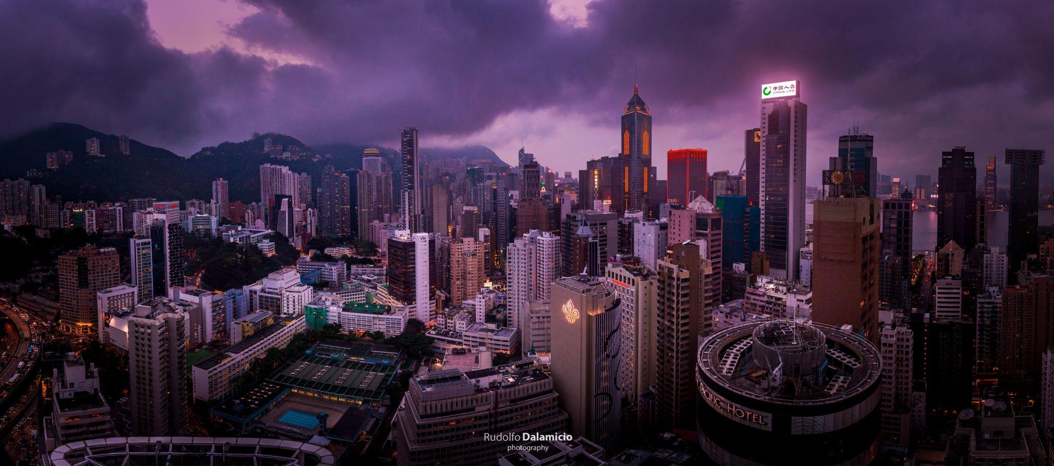 I live in Hong Kong, Hong Kong