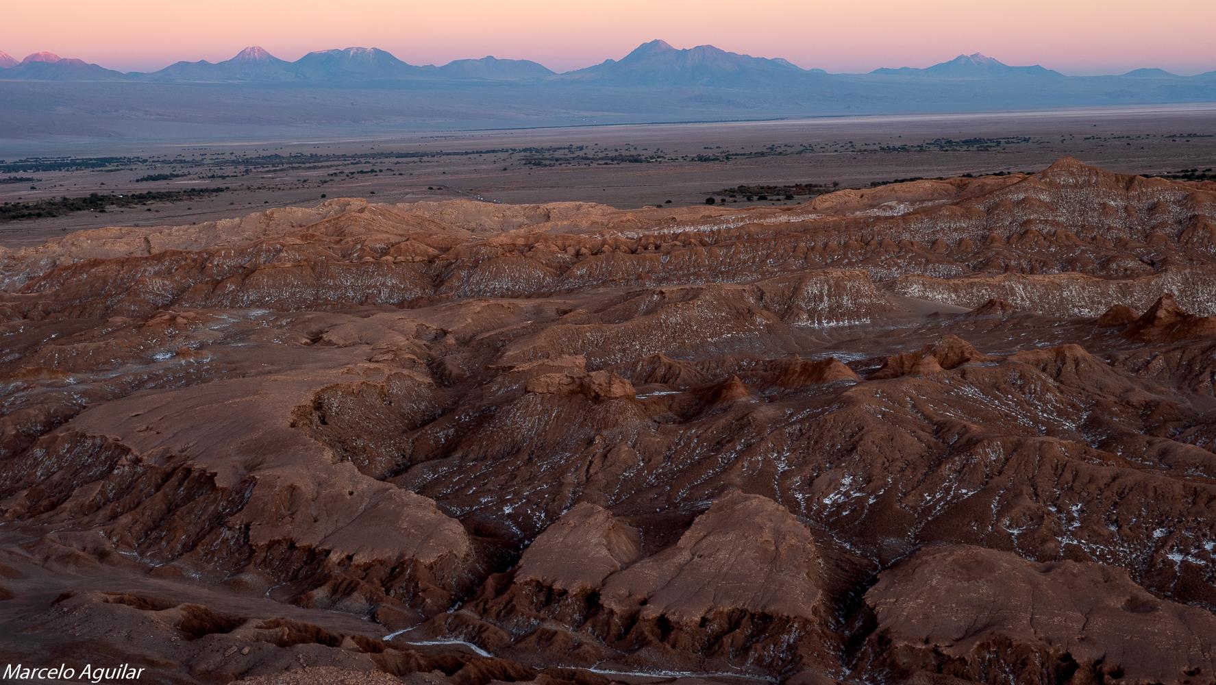 piedra del coyote, Chile