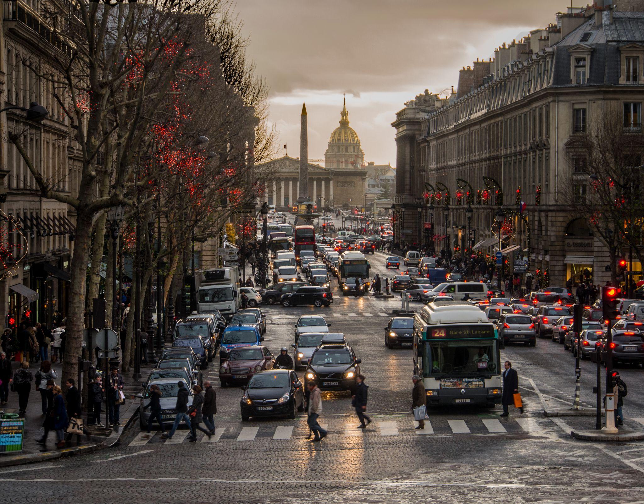 Place de la Madeleine, France