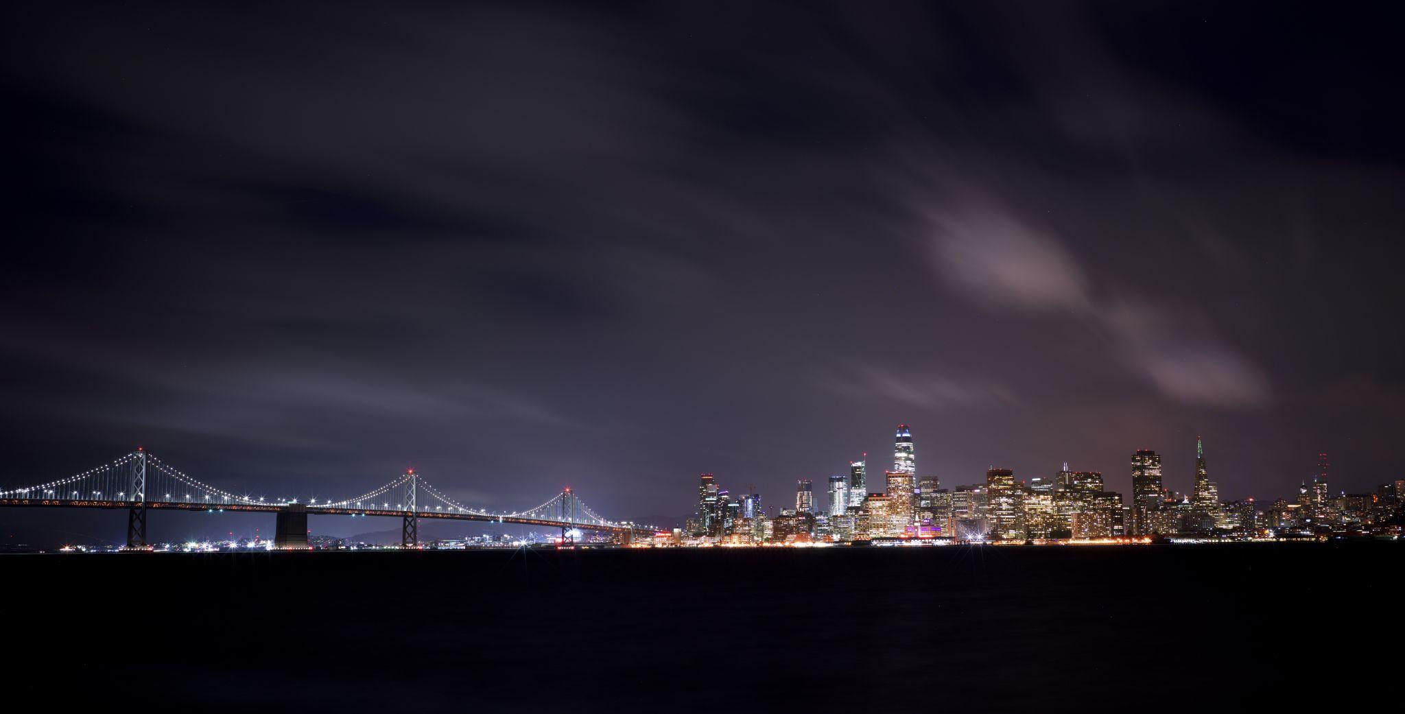 San Fransisco skyline, USA