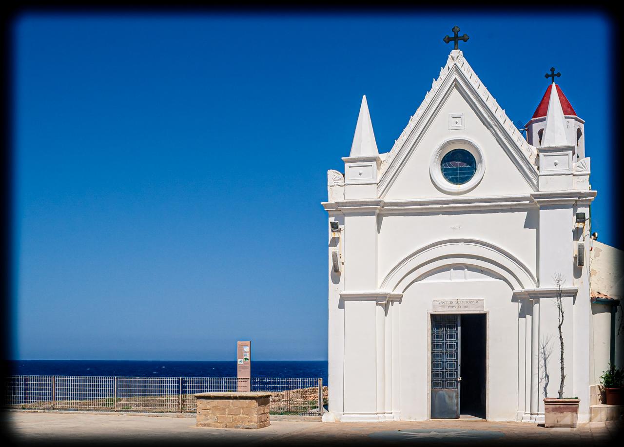 Santuario della Madonna di Capo Colonna, Italy