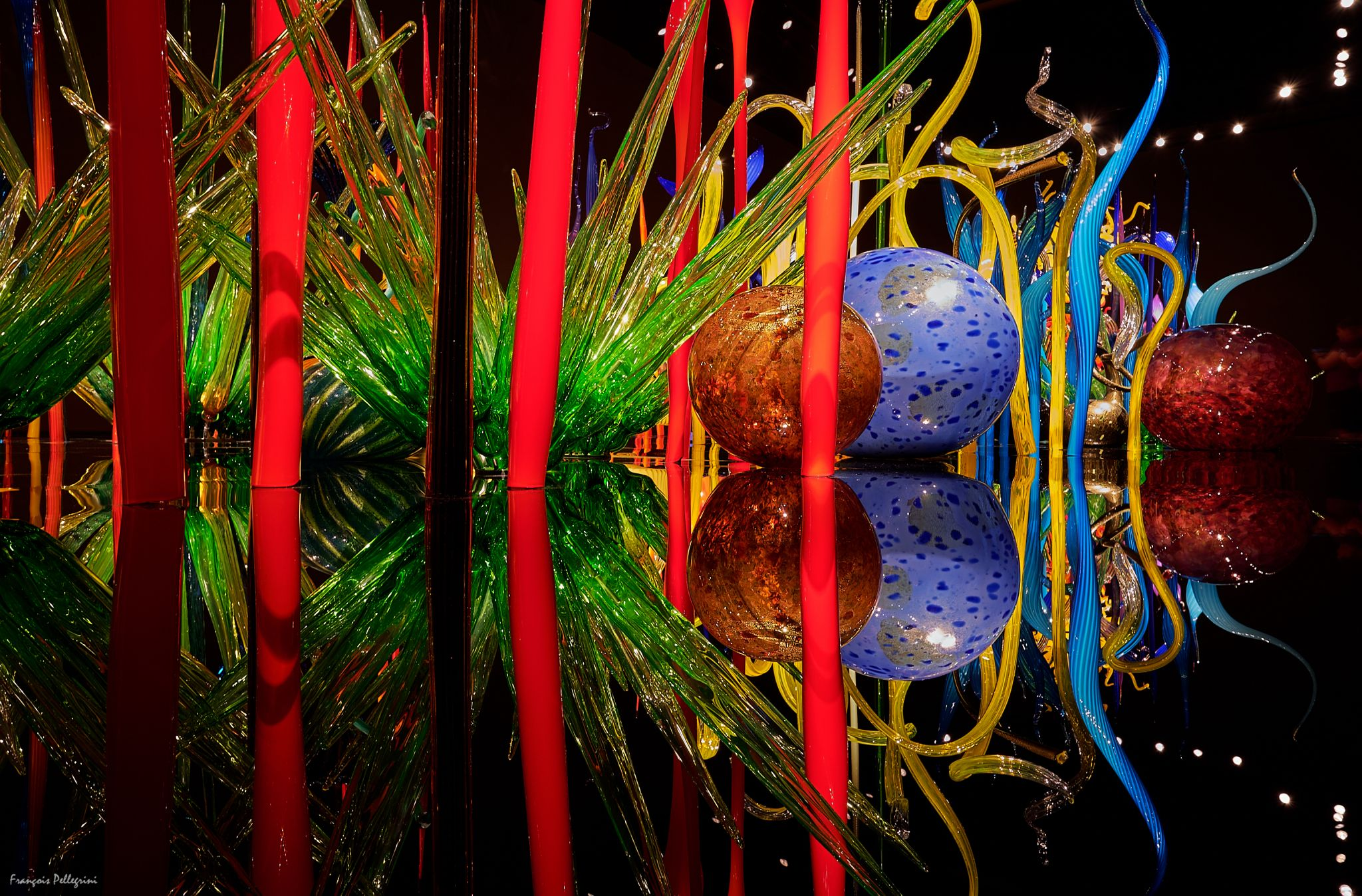 Chihuly Garden and Glass, Seattle, USA