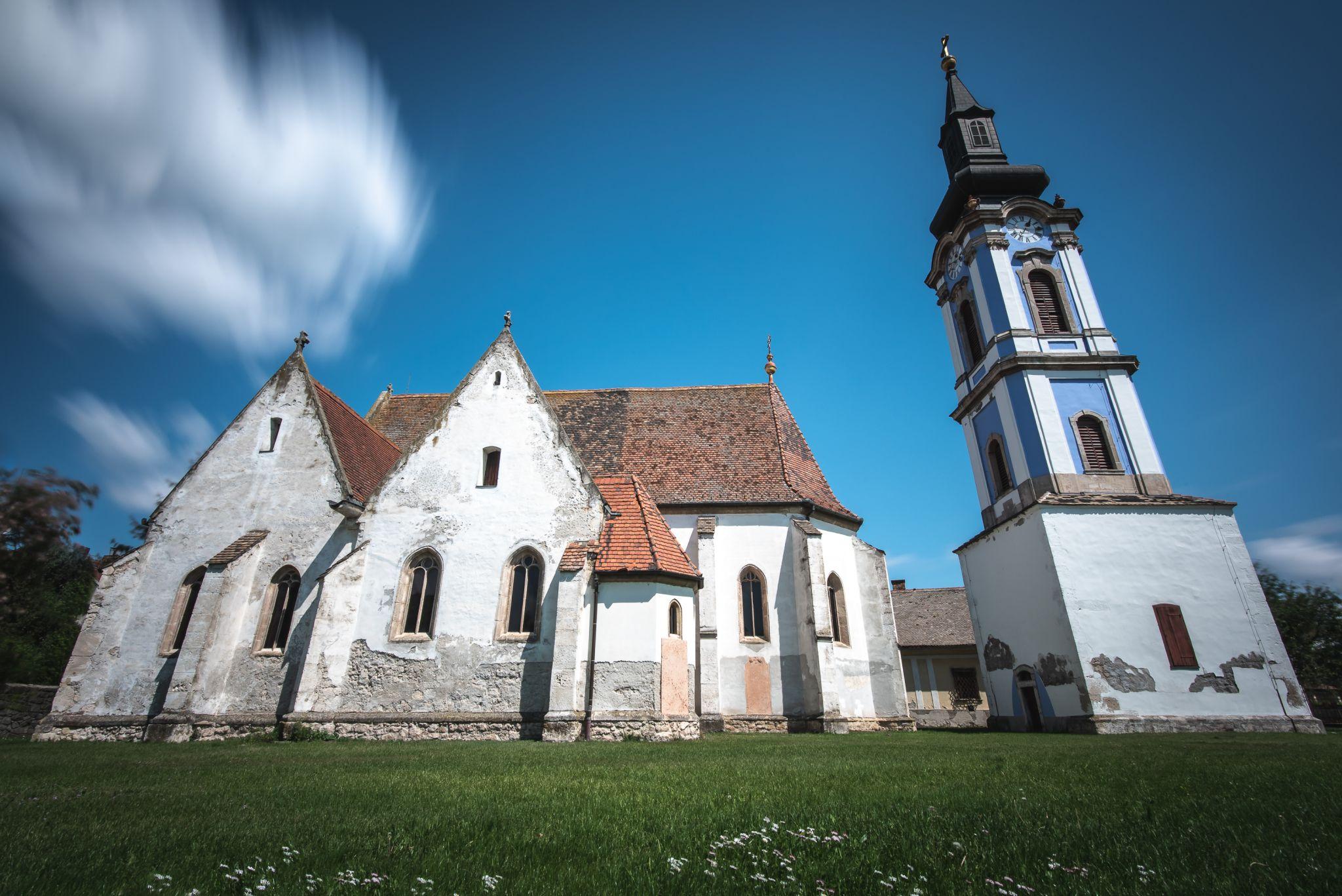 Serbian orthodox church, Hungary