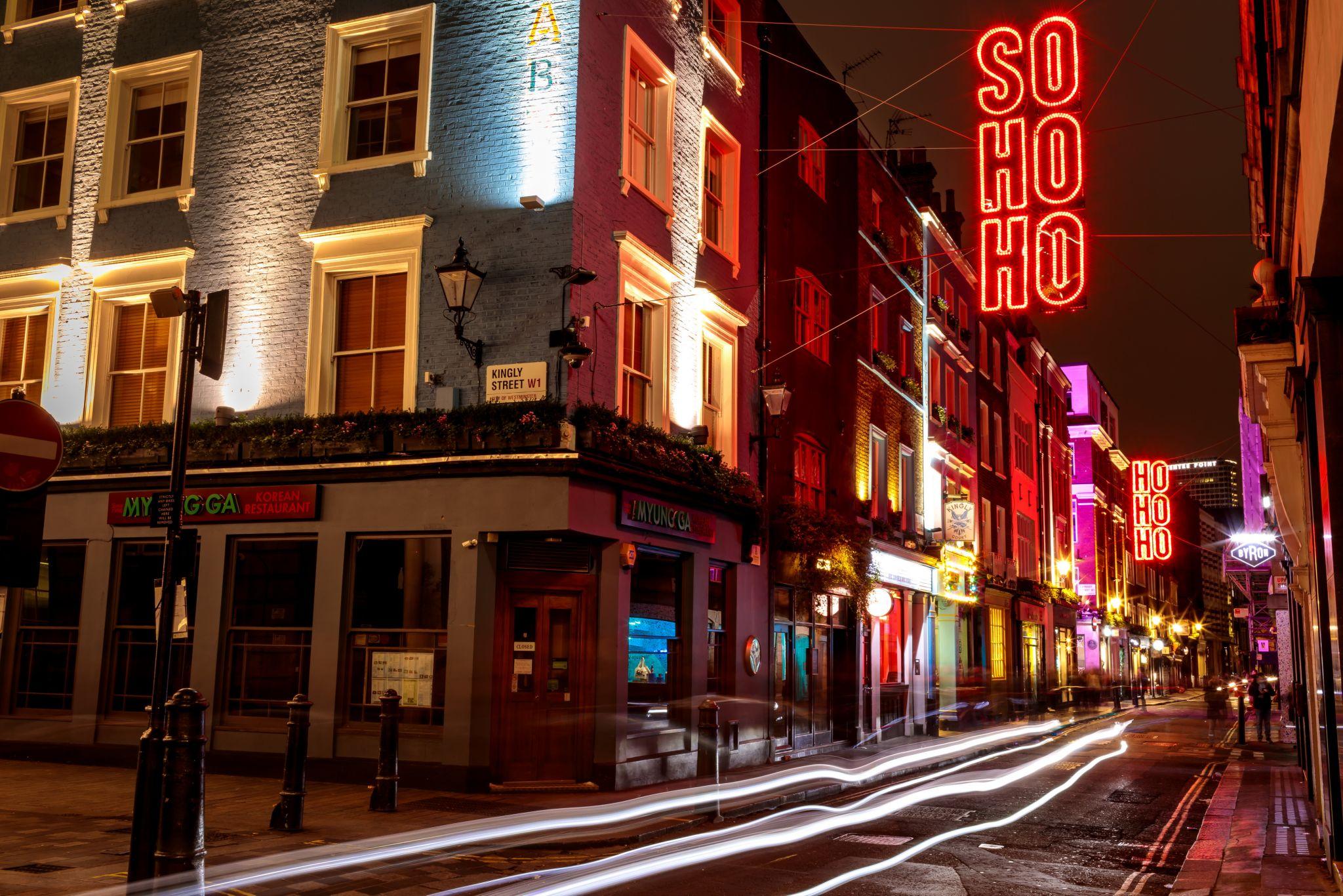 Soho London , London, United Kingdom