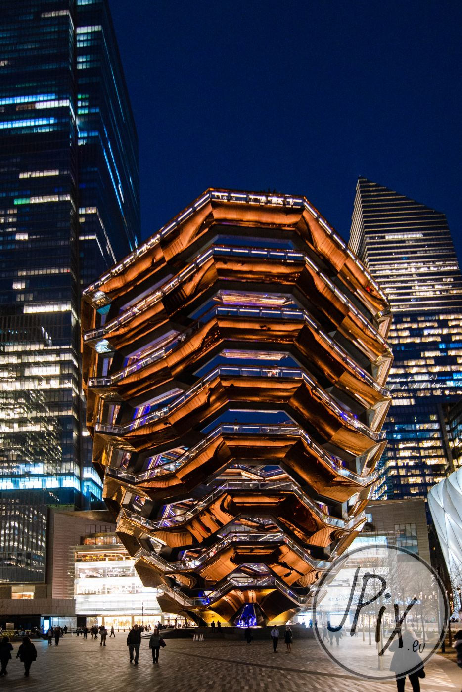 The Vessel at Hudson Yards, USA